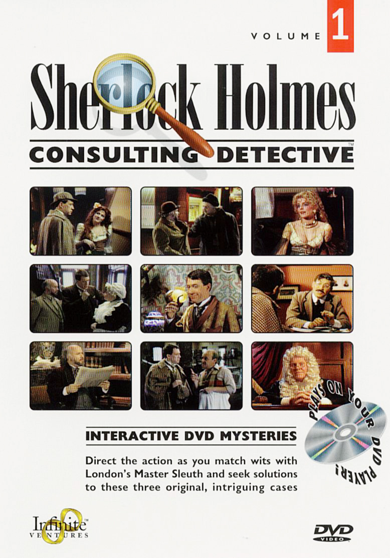 Sherlock Holmes: Consulting Detective, Vol. 1