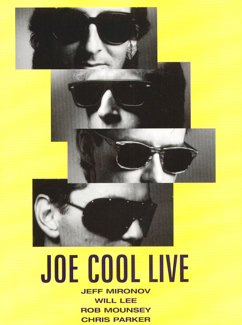 Joe Cool Live