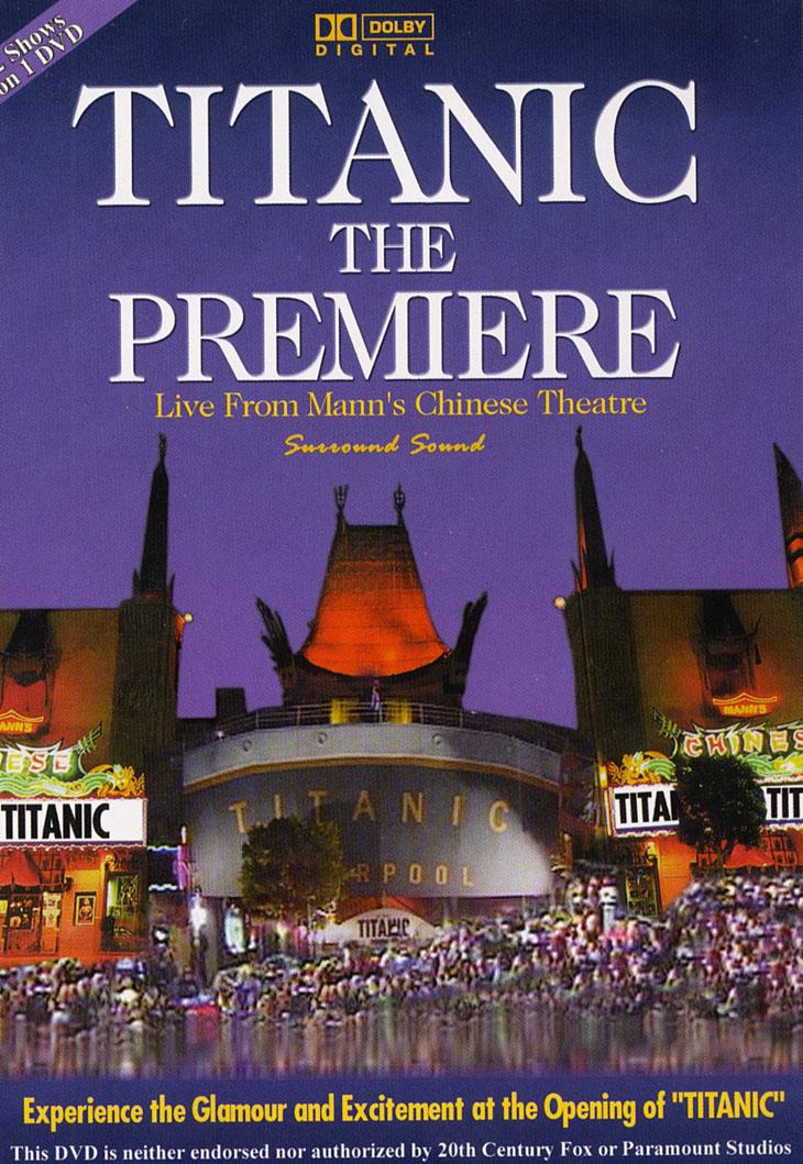 Titanic: The Premiere