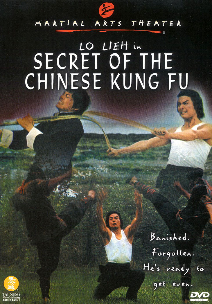 The Secret of Chinese Kung Fu