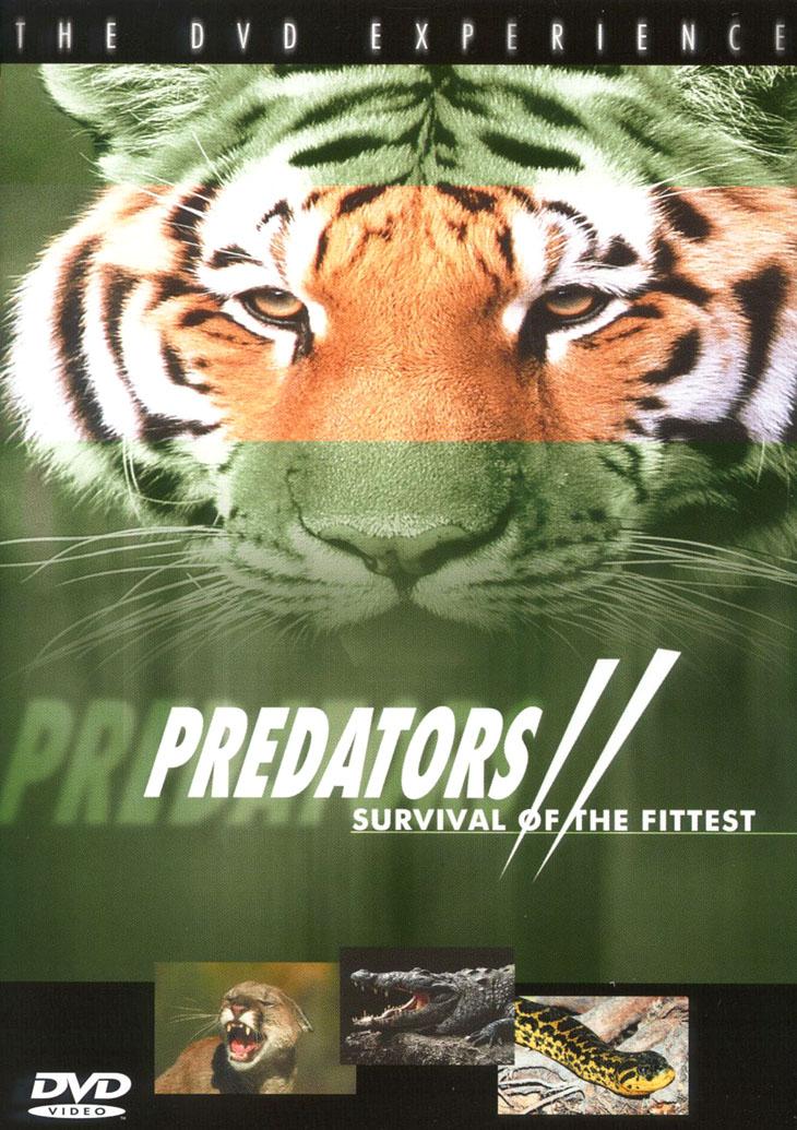 Predators 2: Survival of the Fittest