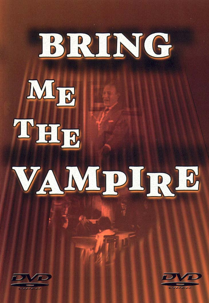 Bring Me the Vampire