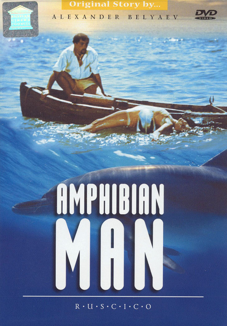 The Amphibian Man