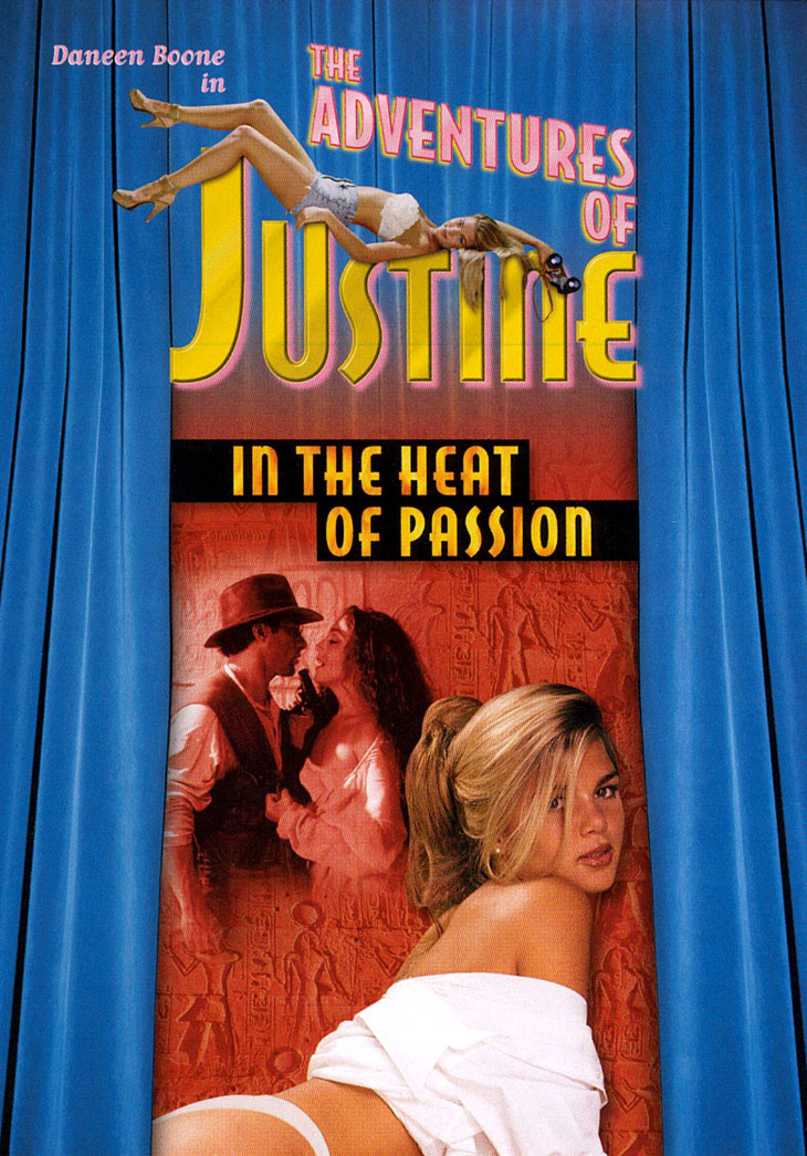 Adventures of Justine: In the Heat of Passion