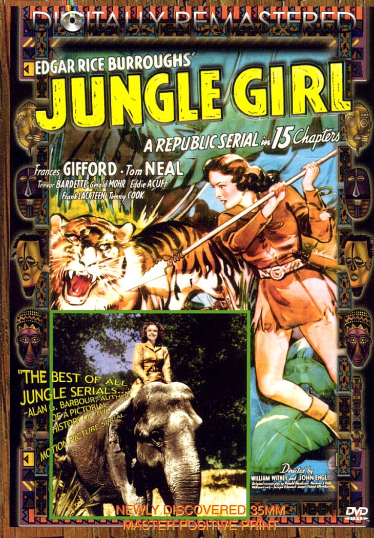 Jungle Girl [Serial]