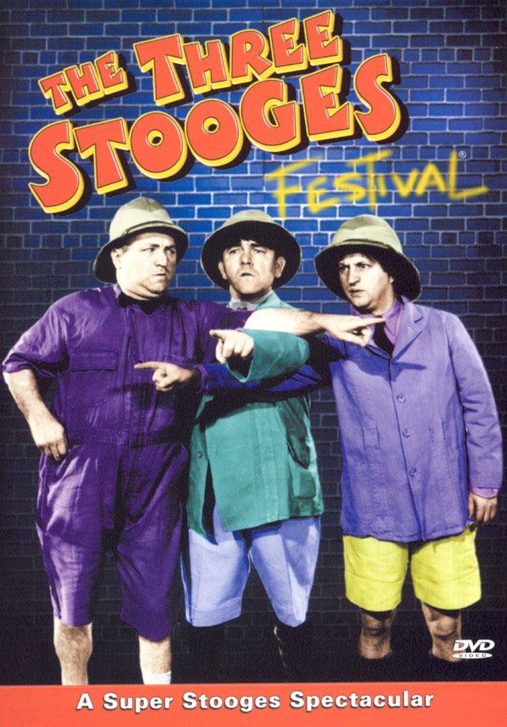 The Three Stooges Festival