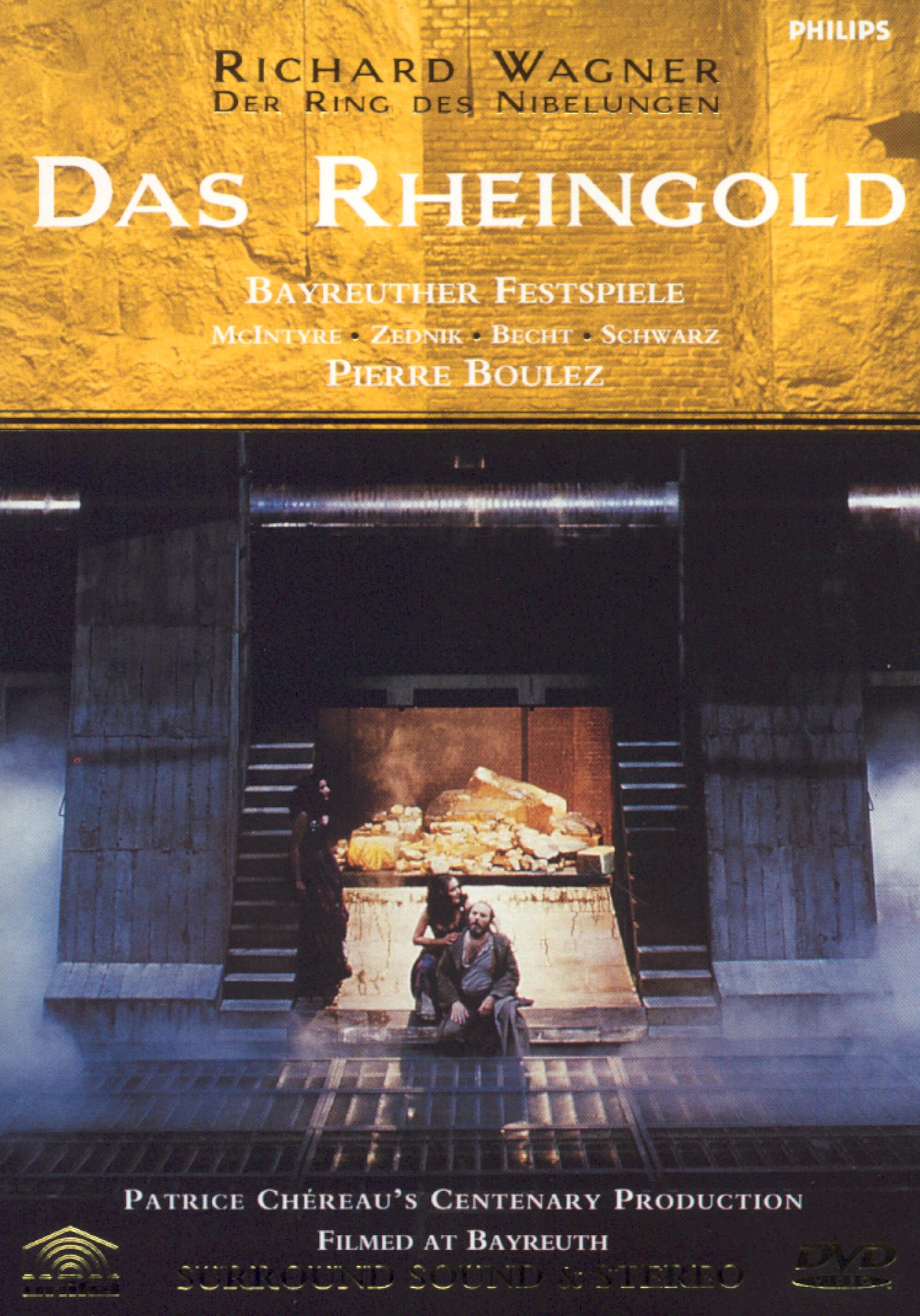 Das rheingold bayreuther festspiele boulez 1976 for Butlers bayreuth
