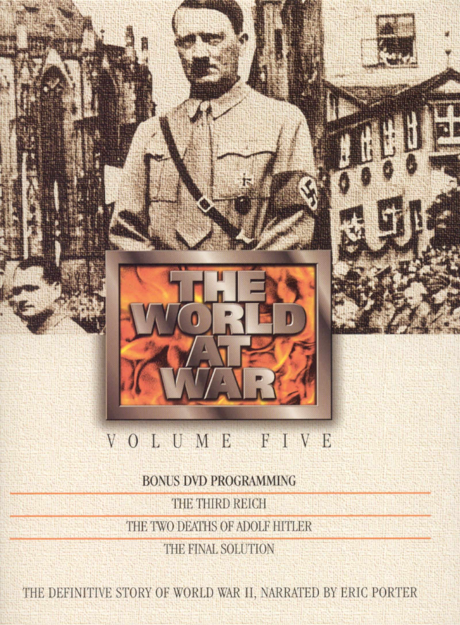 The World at War, Vol. 5: Barbarossa, June - December 1941