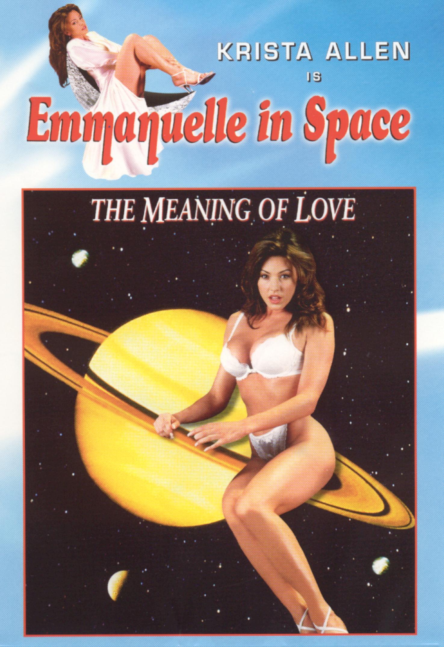 Эротика эммануэль в космосе 11 фотография