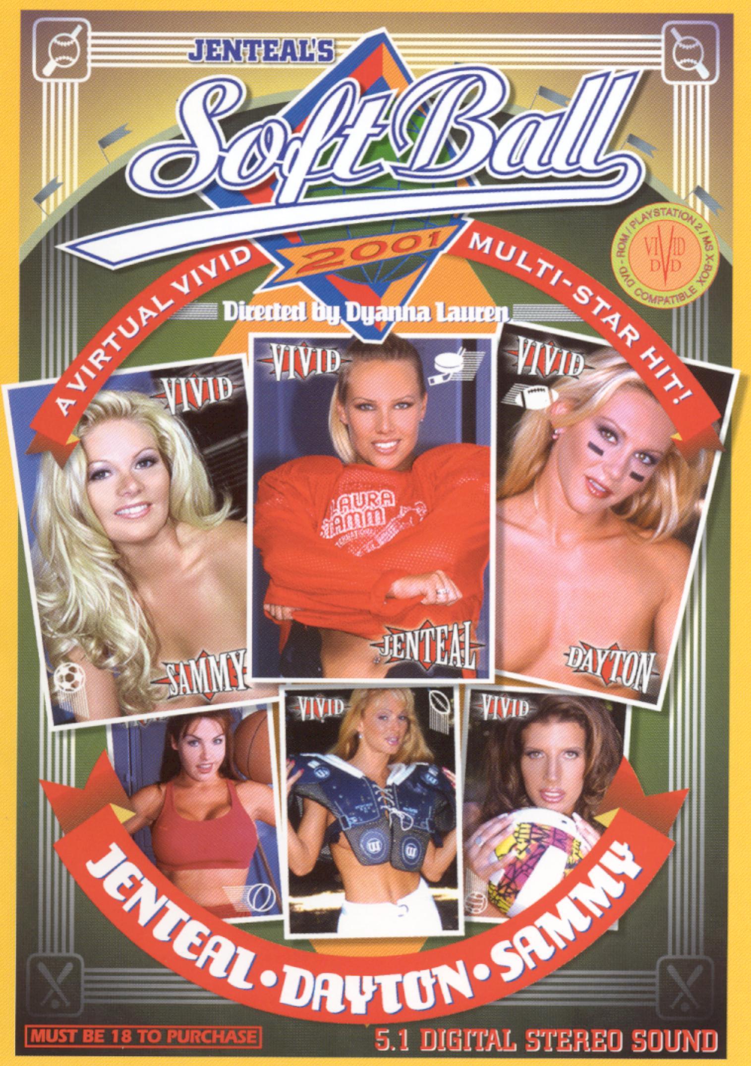 Dyanna: Jenteal's Softball 2001