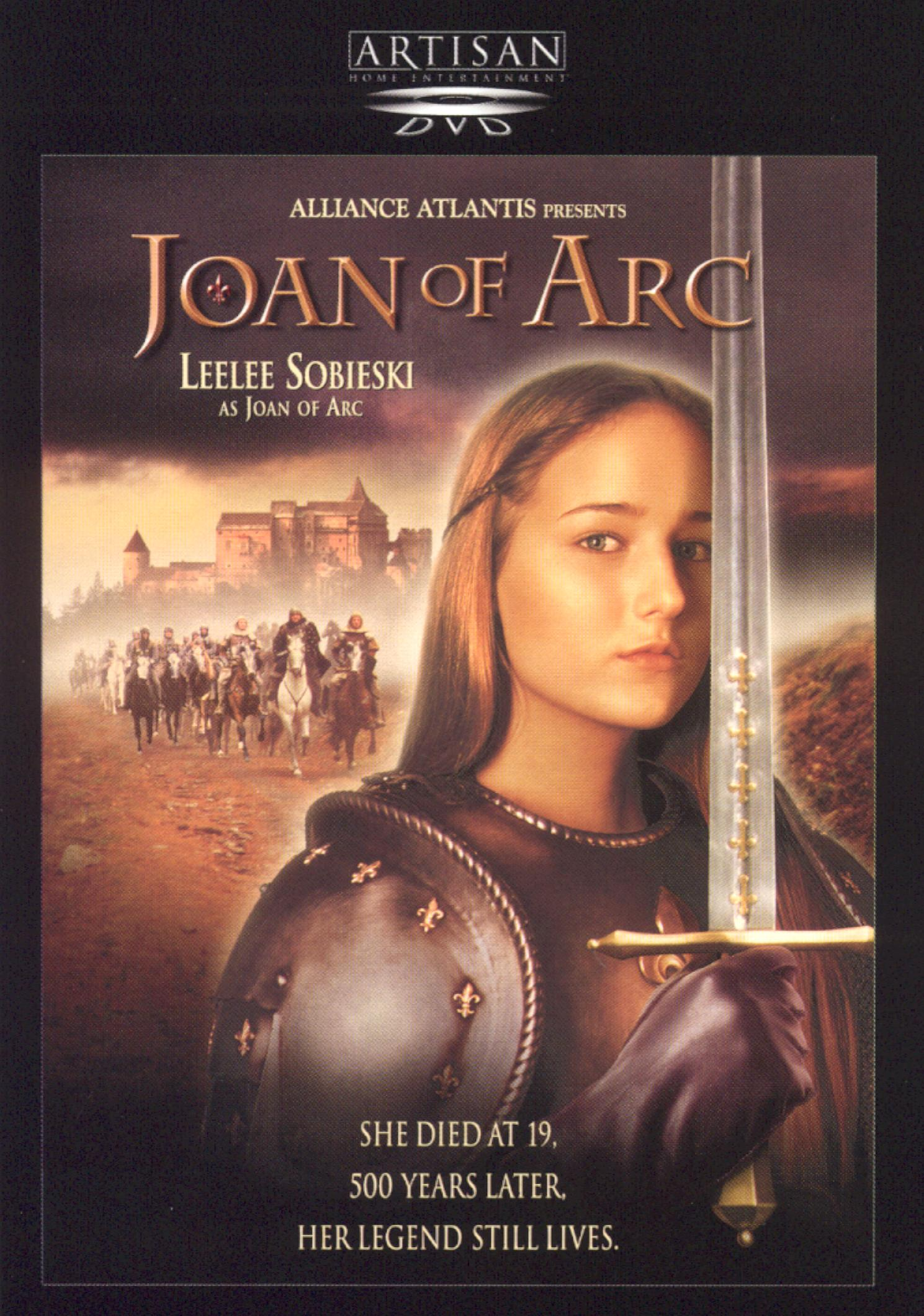 a biography of joan of arc a heroine The french heroine is an uncomfortable as joan of arc in the 1957 film saint joan the suffragette joan of 100 years ago: her remarkable life as a.