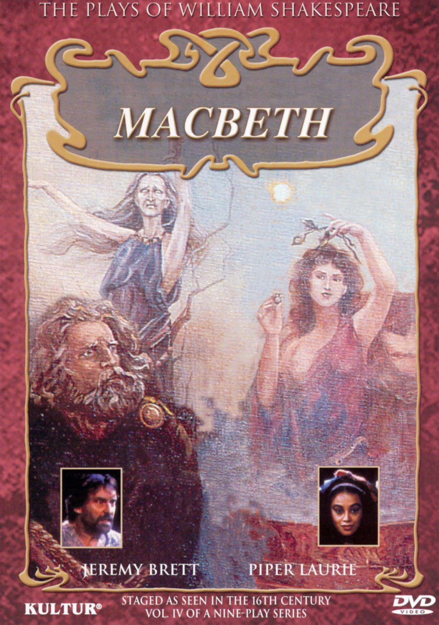 an overview of the nobility in macbeth a play by william shakespeare Macbeth by william shakespeare  ¨ the witches in macbeth 14 macbeth: criticism ¨ overview  at the beginning of the play, macbeth.