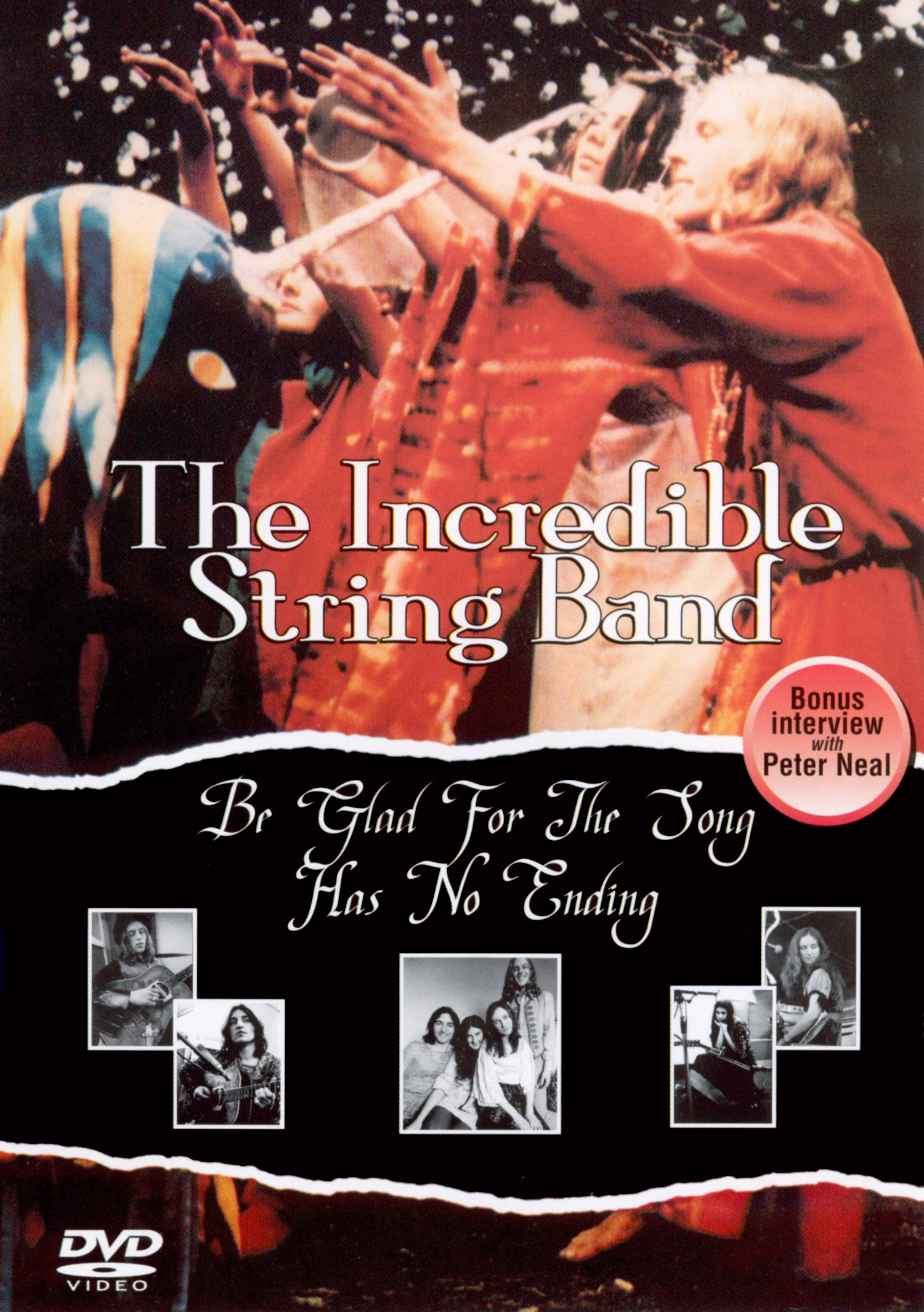 The Incredible String Band: Be Glad For the Song Has No Ending