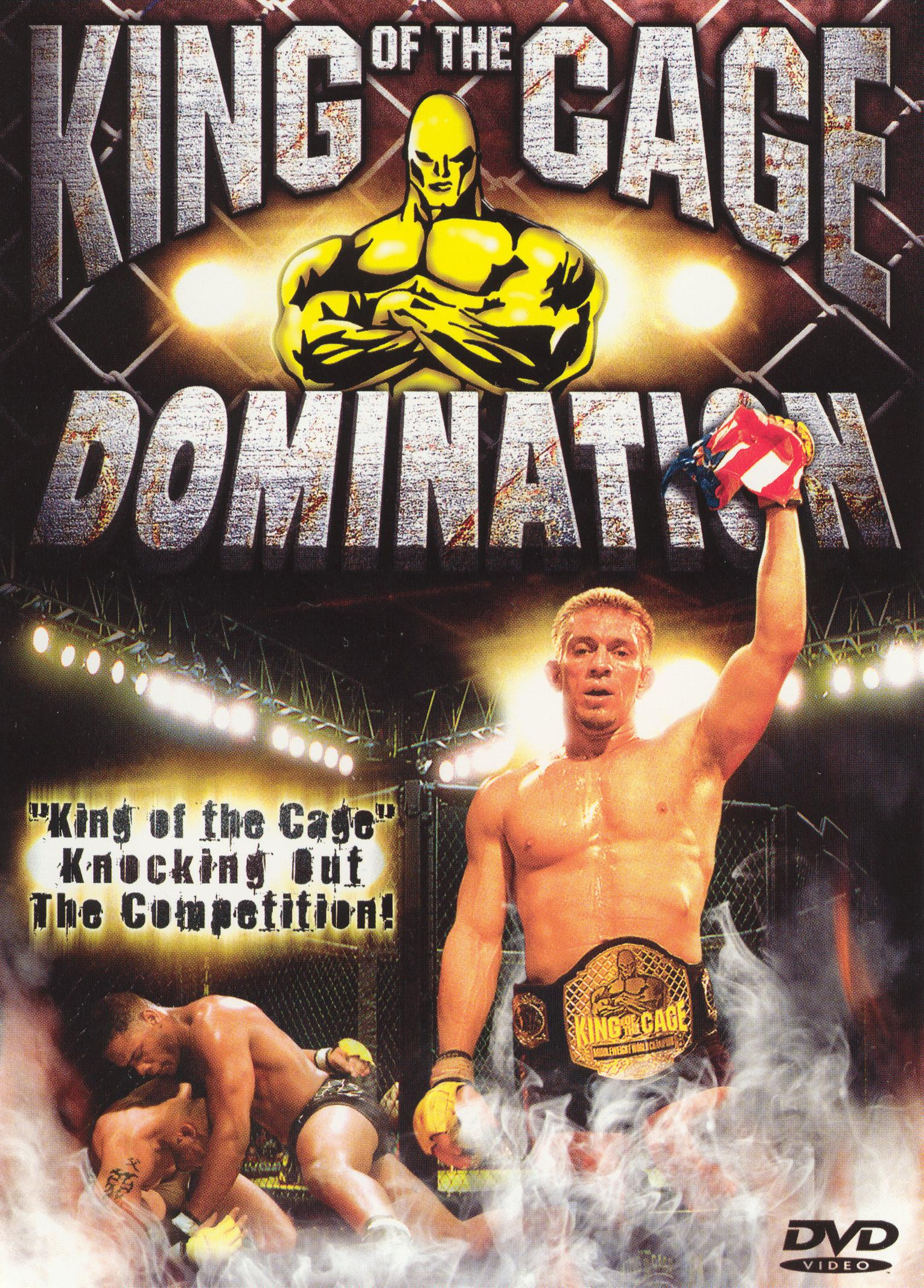 King of the Cage: Domination