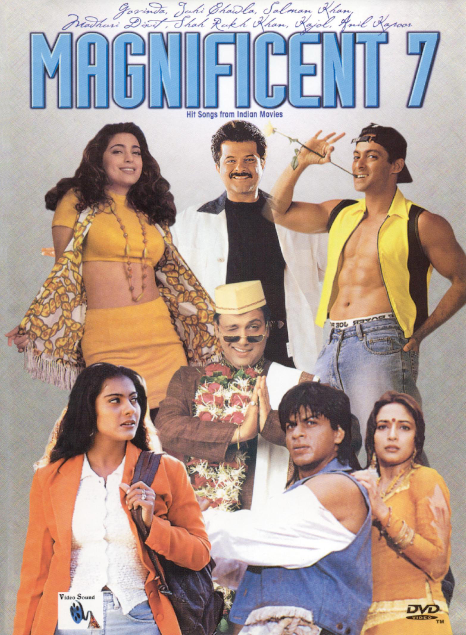 Magnificent 7: Hit Songs From Indian Movies
