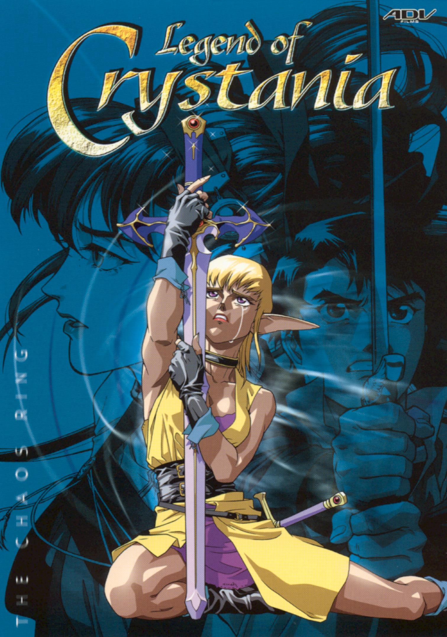 Legend of Crystania [Anime OVA Series]