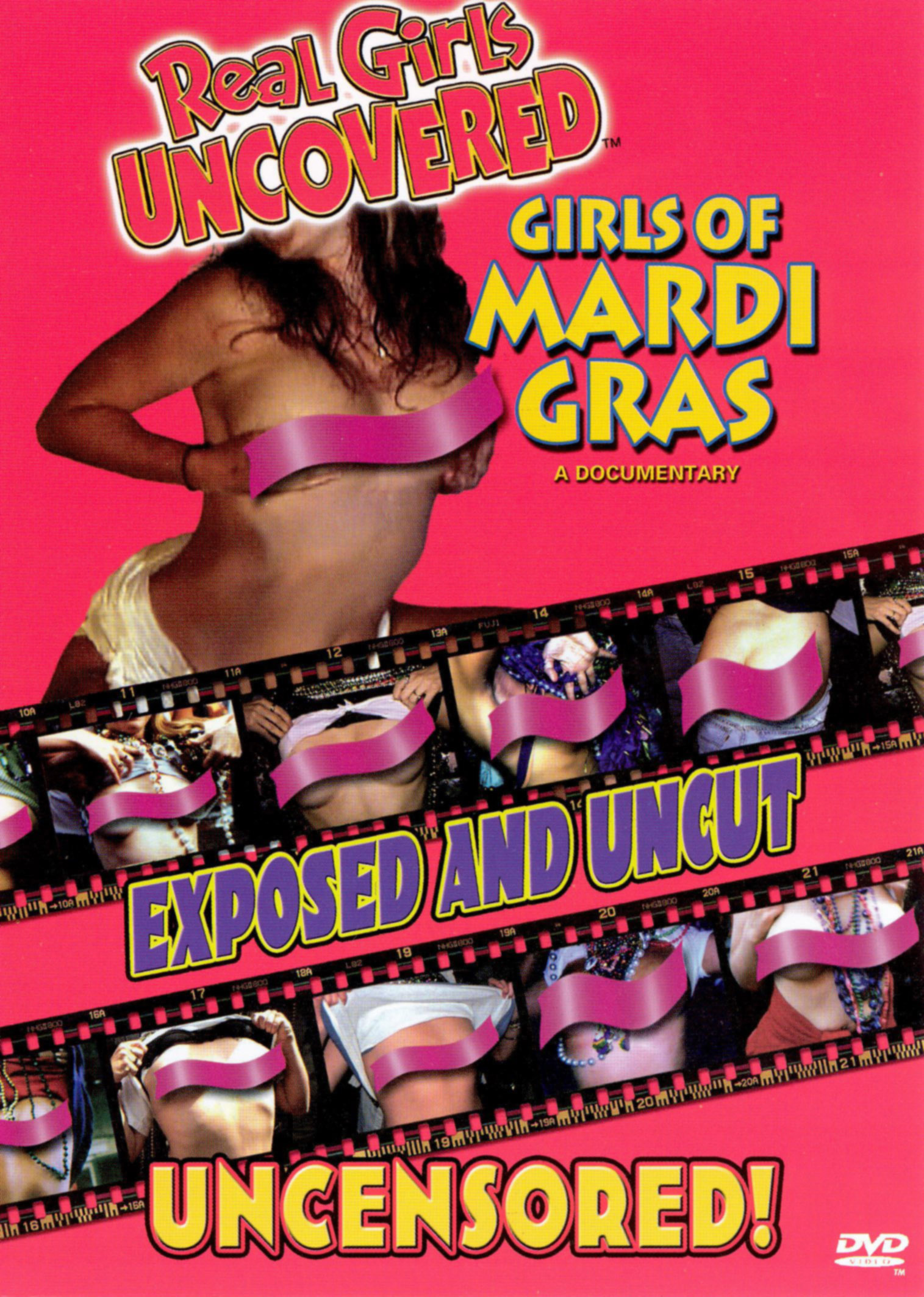 Real Girls Uncovered: Girls of Mardi Gras