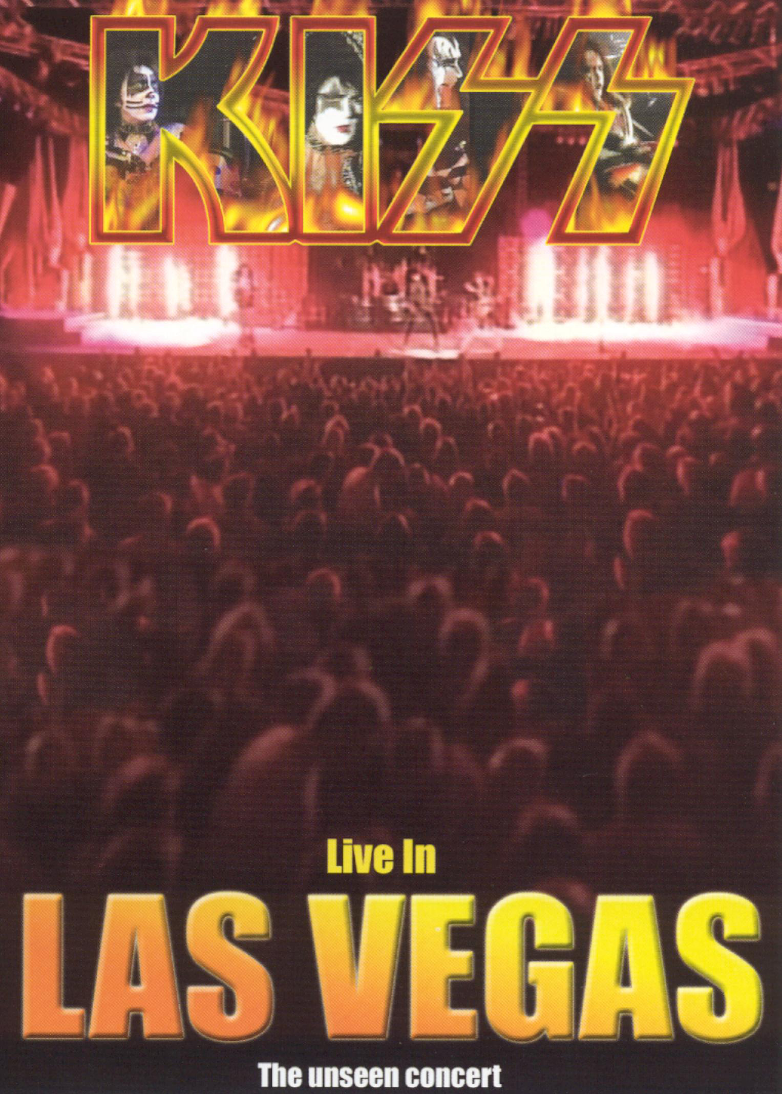 KISS: Live in Las Vegas - The Unseen Concert