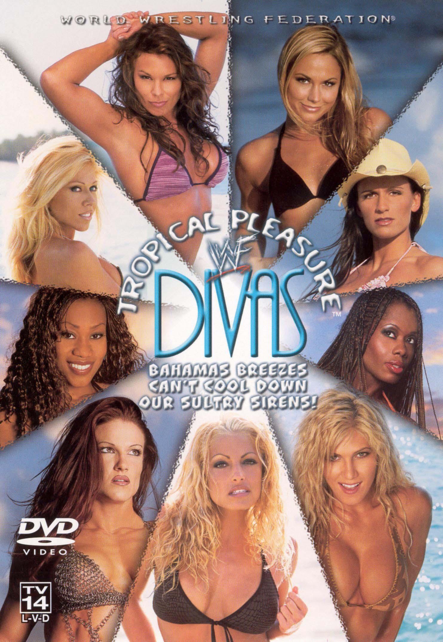 WWF: Divas - Tropical Pleasures