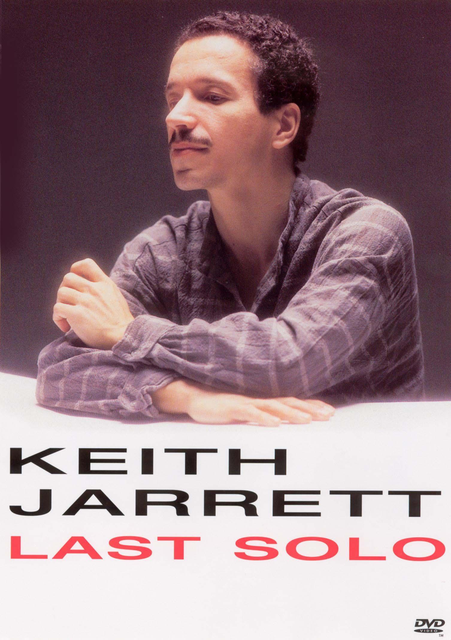 Keith Jarrett: Last Solo