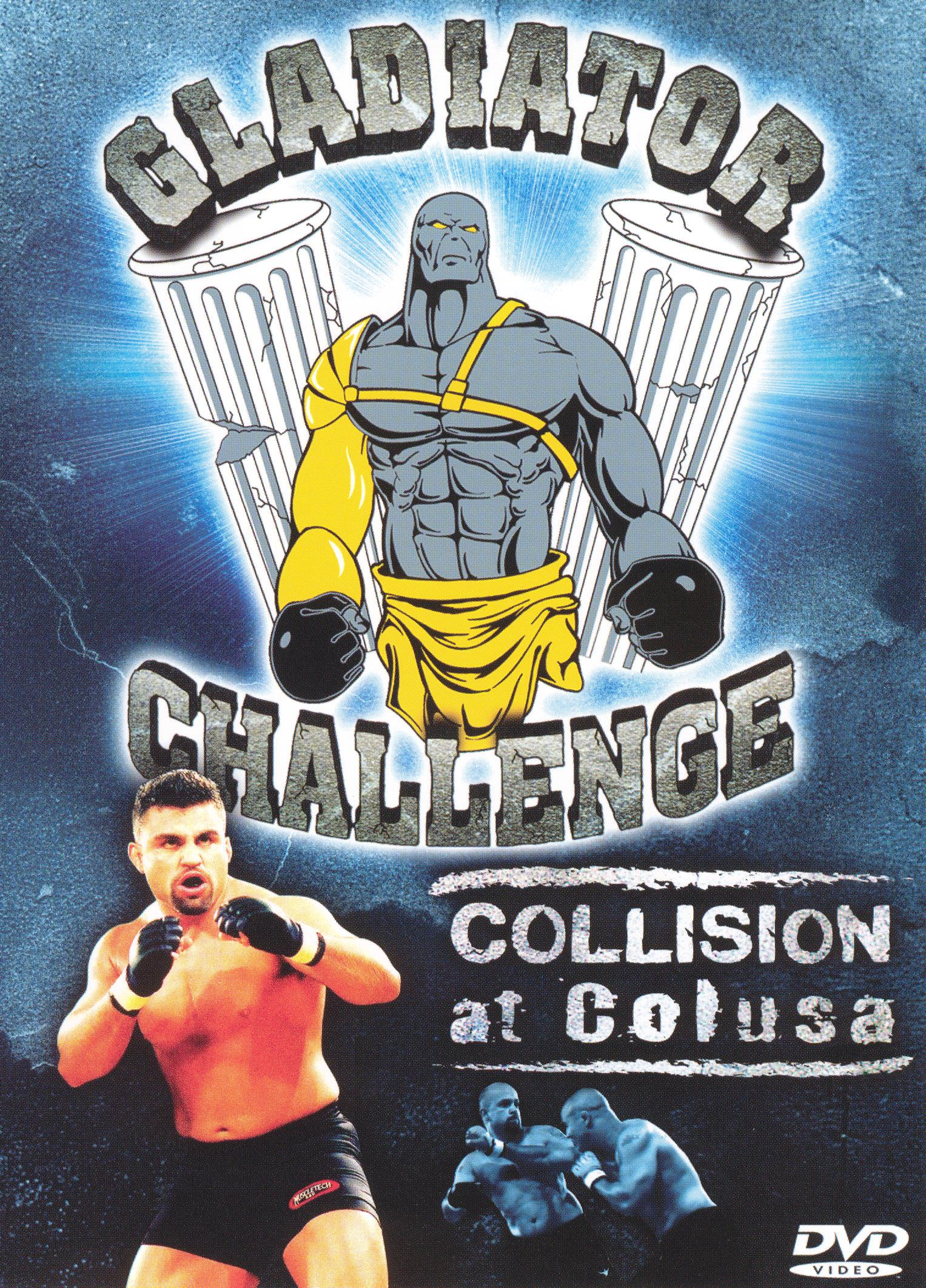 Gladiator Challenge: Collision at Colusa