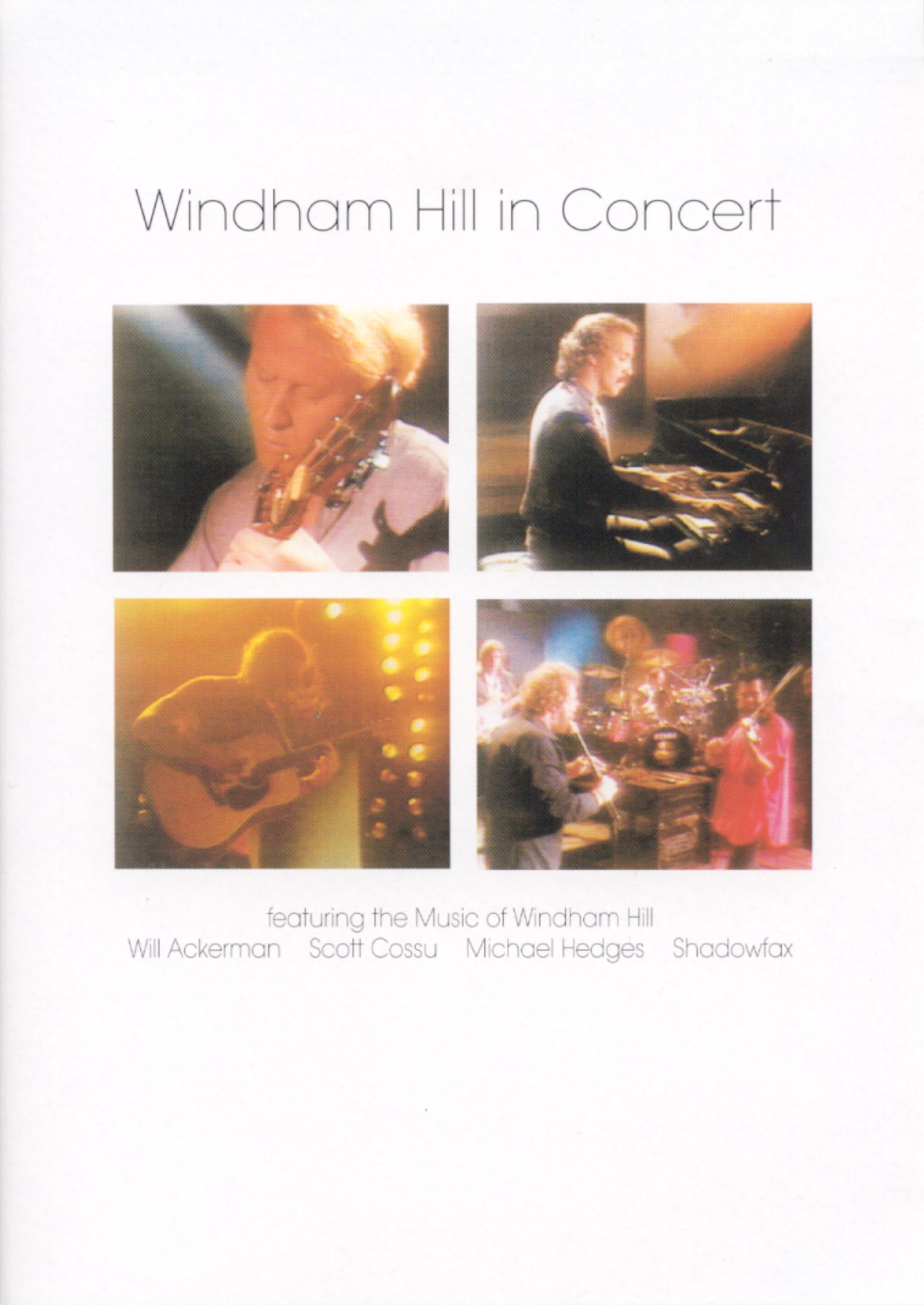 Windham Hill in Concert