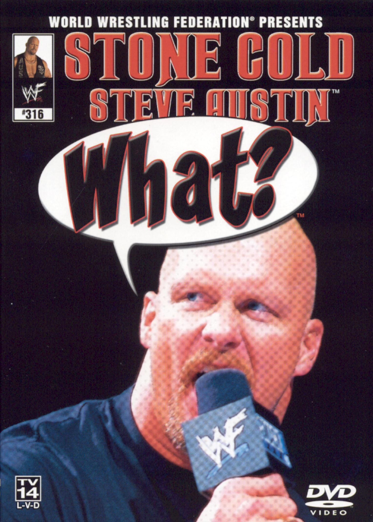 WWF: Stone Cold Steve Austin - What?