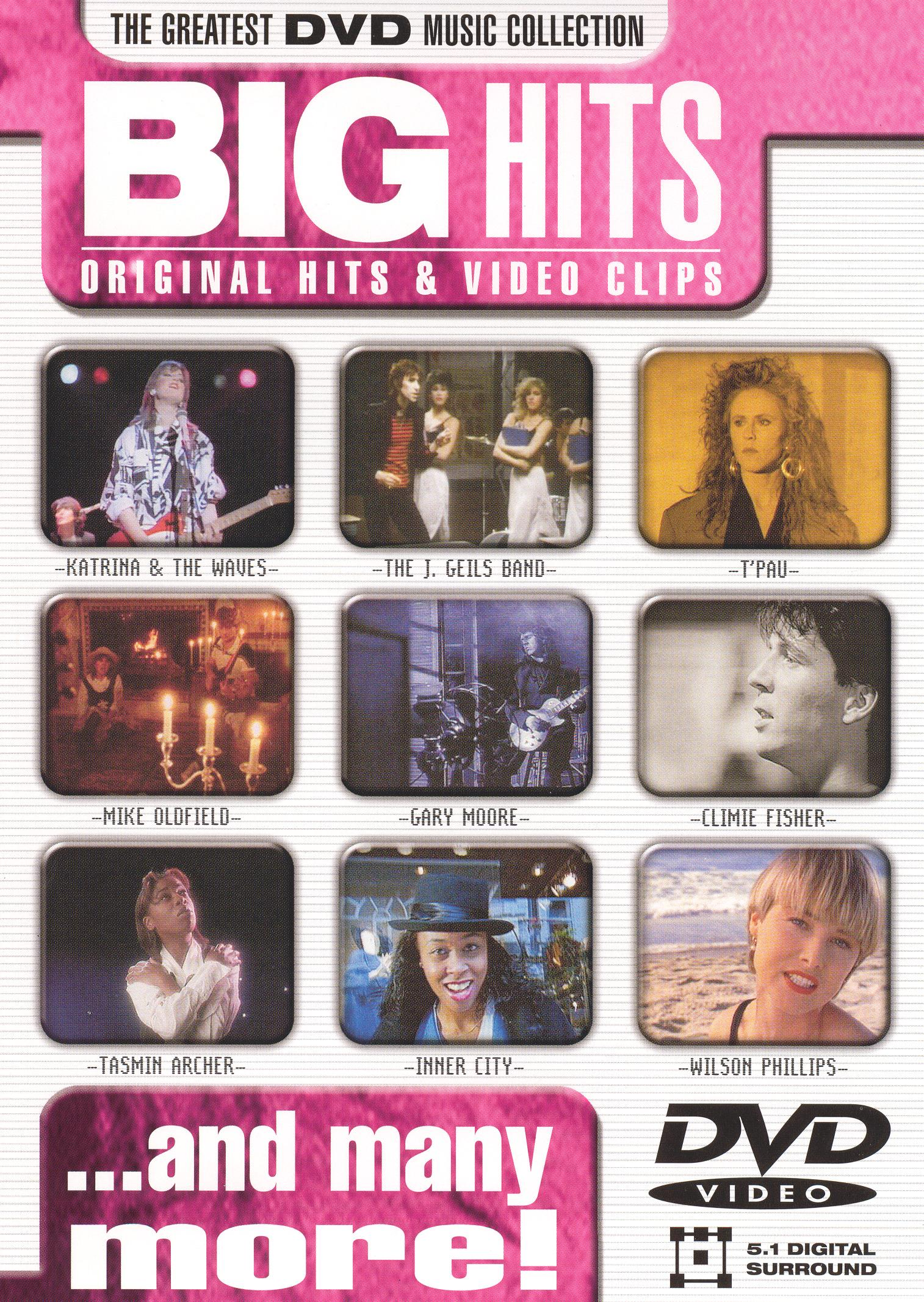 Big Hits: Original Hits & Video Clips
