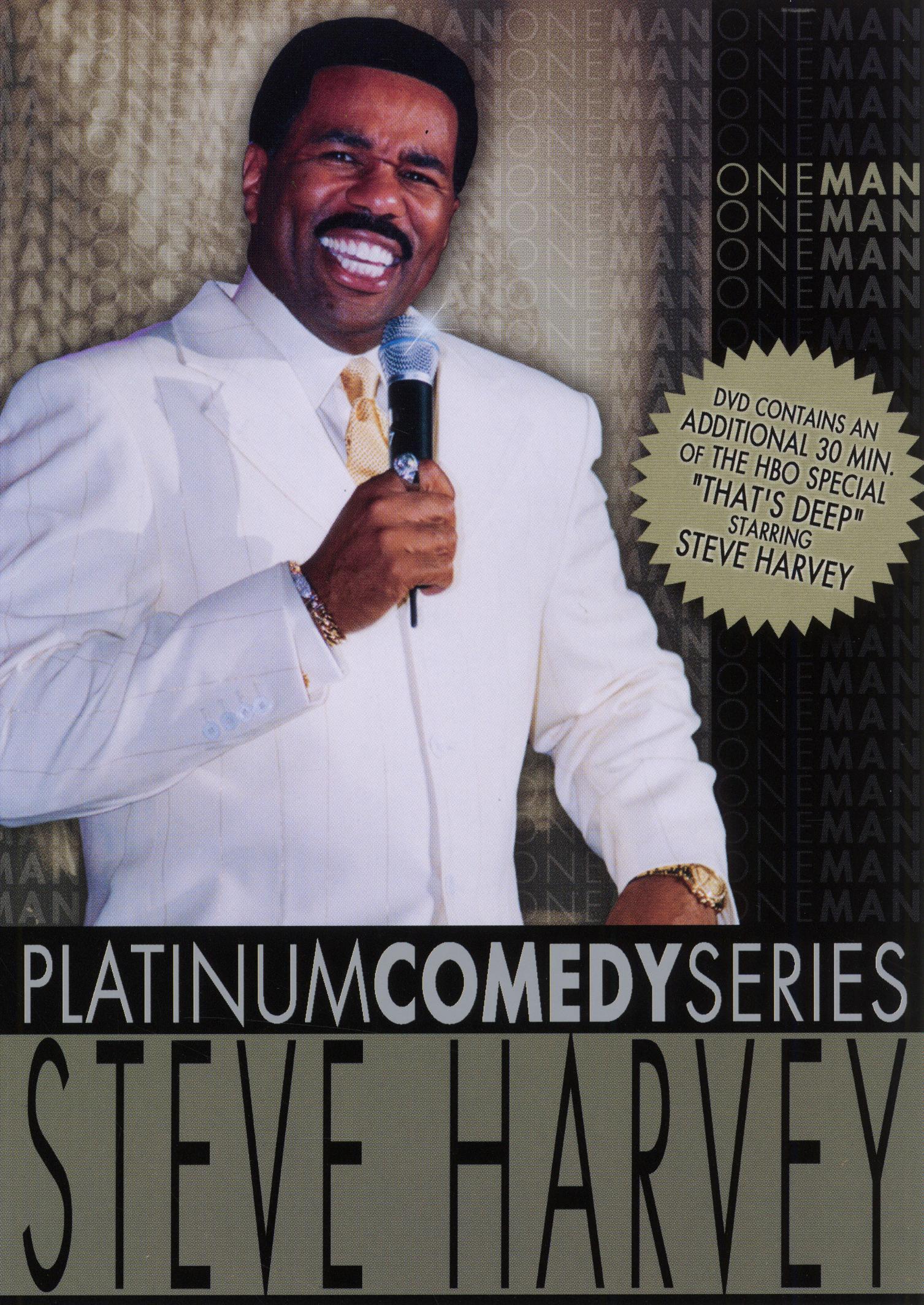 Platinum Comedy Series: Alex Thomas - Straight Clownin'