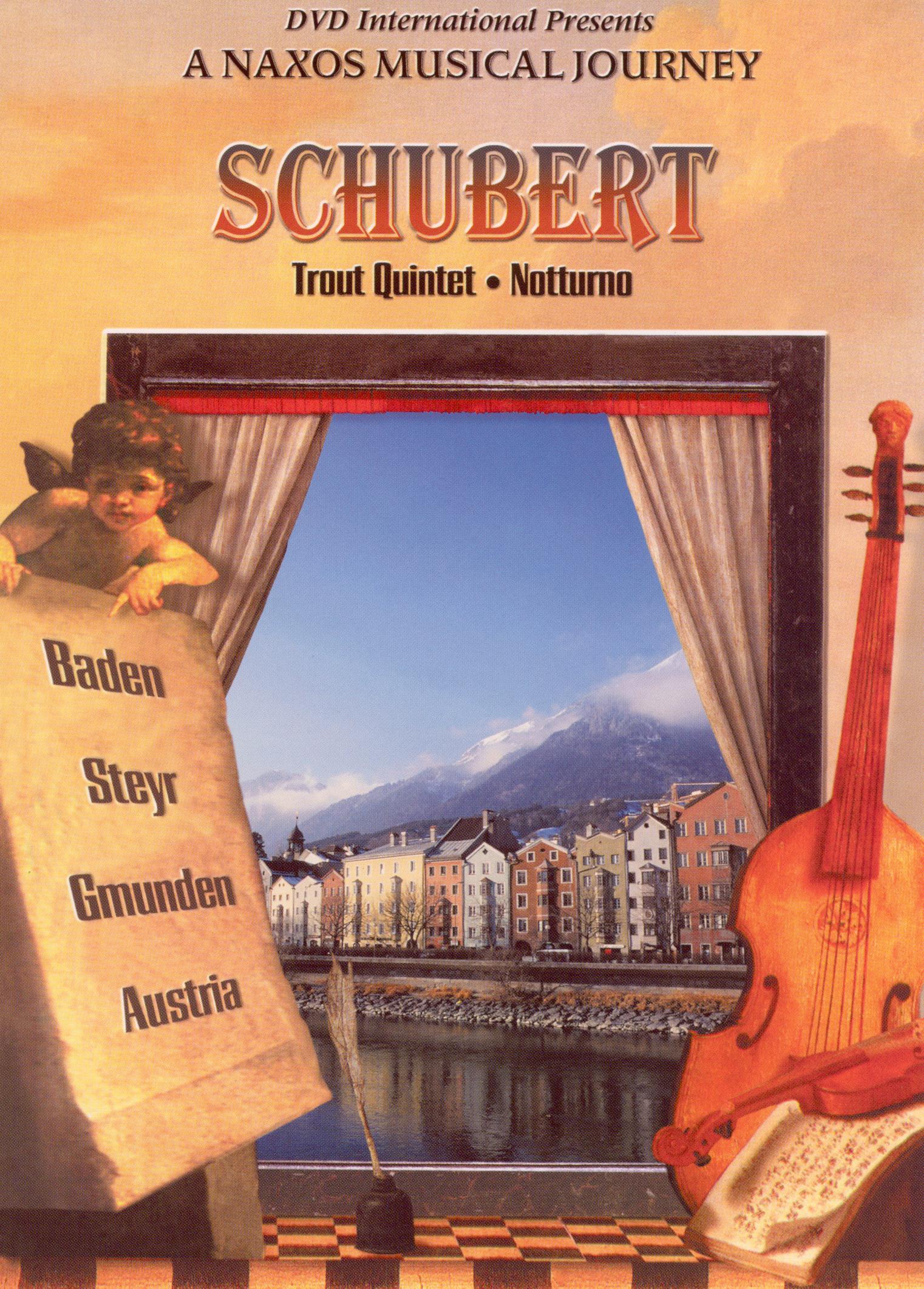 A Naxos Musical Journey: Schubert - Trout Quintet - Notturno