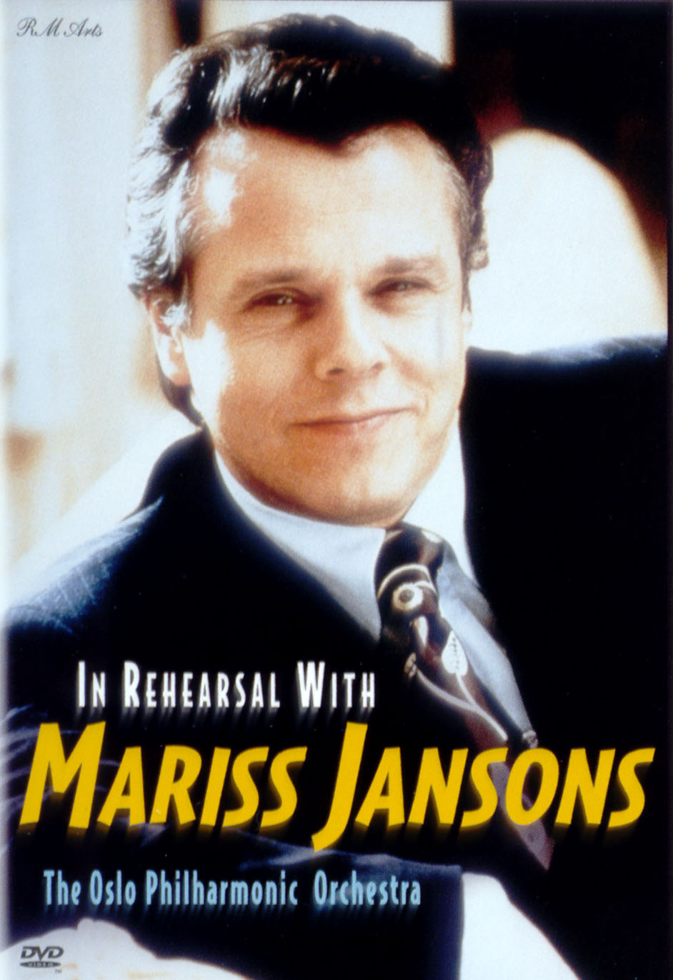 In Rehearsal with Mariss Jansons