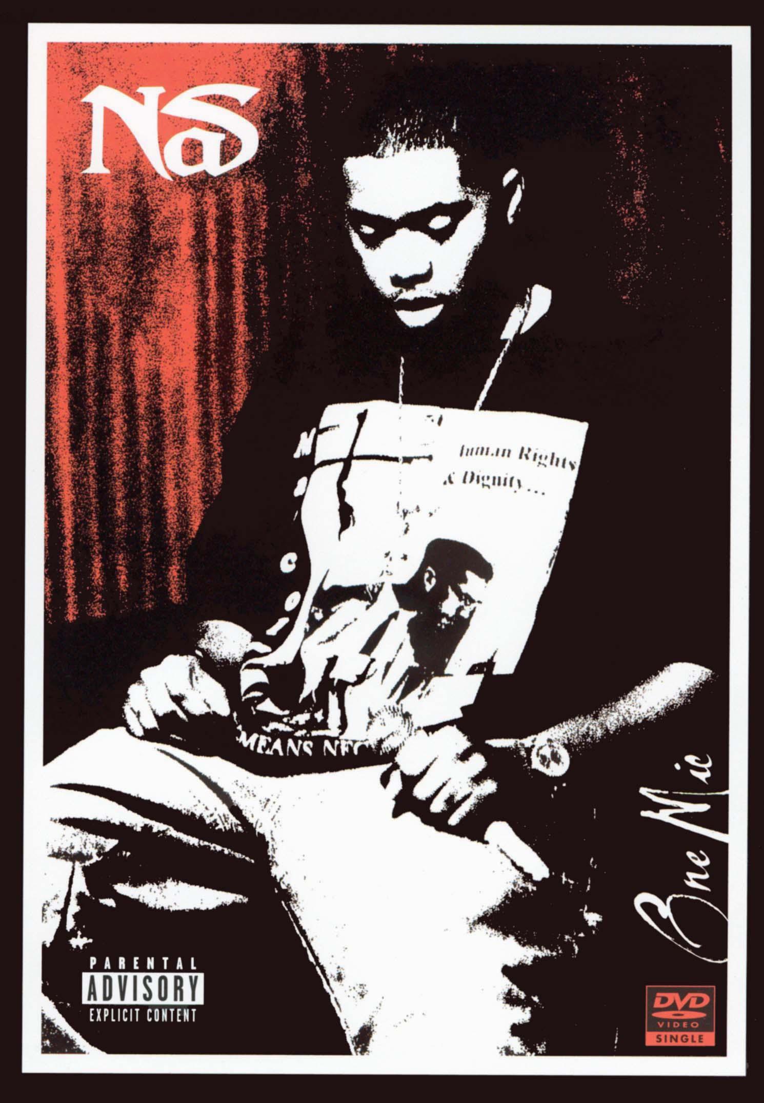 Nas: Got Ur Self A/One Mic  [DVD Single]