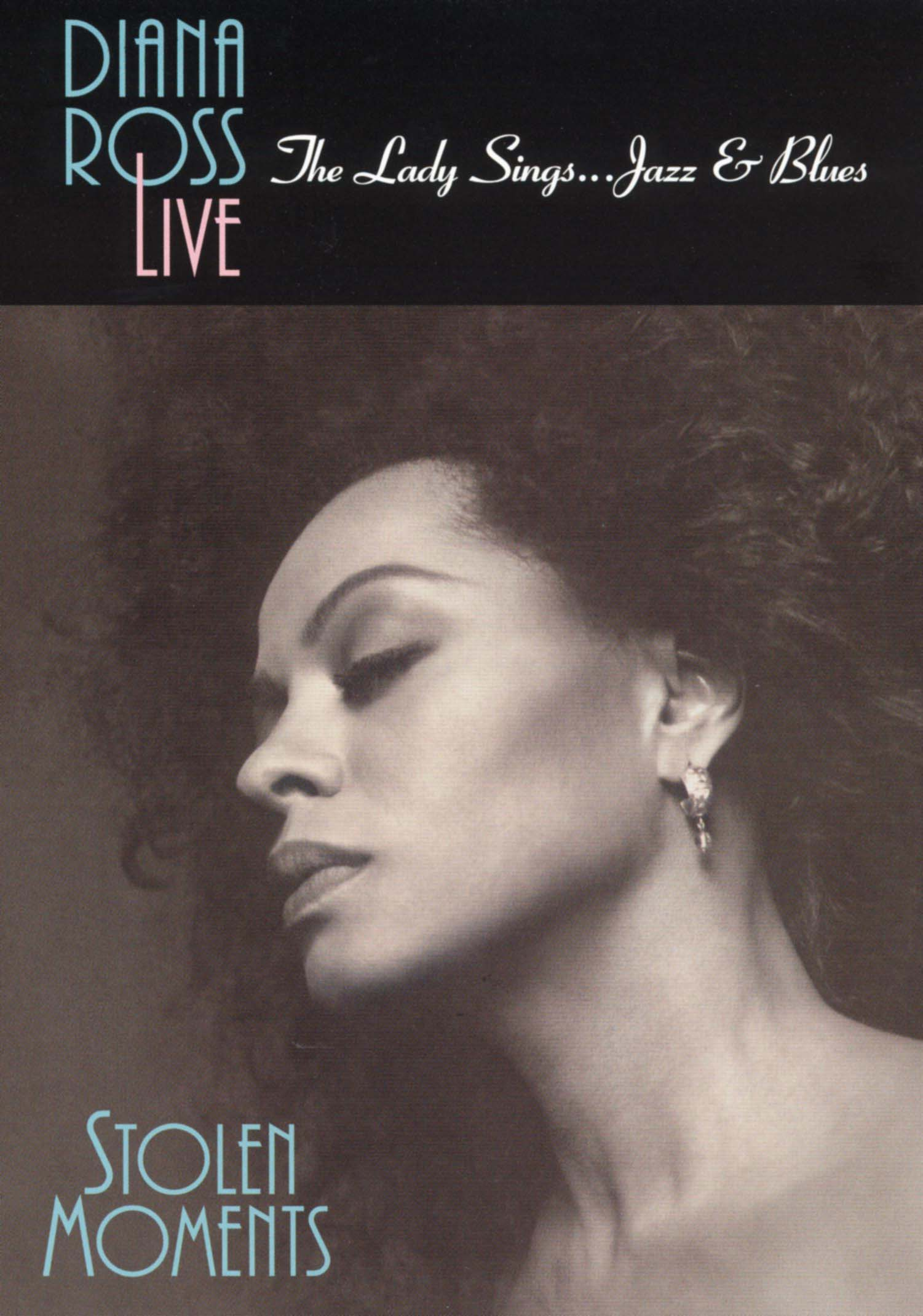 Diana Ross: The Lady Sings... Jazz & Blues