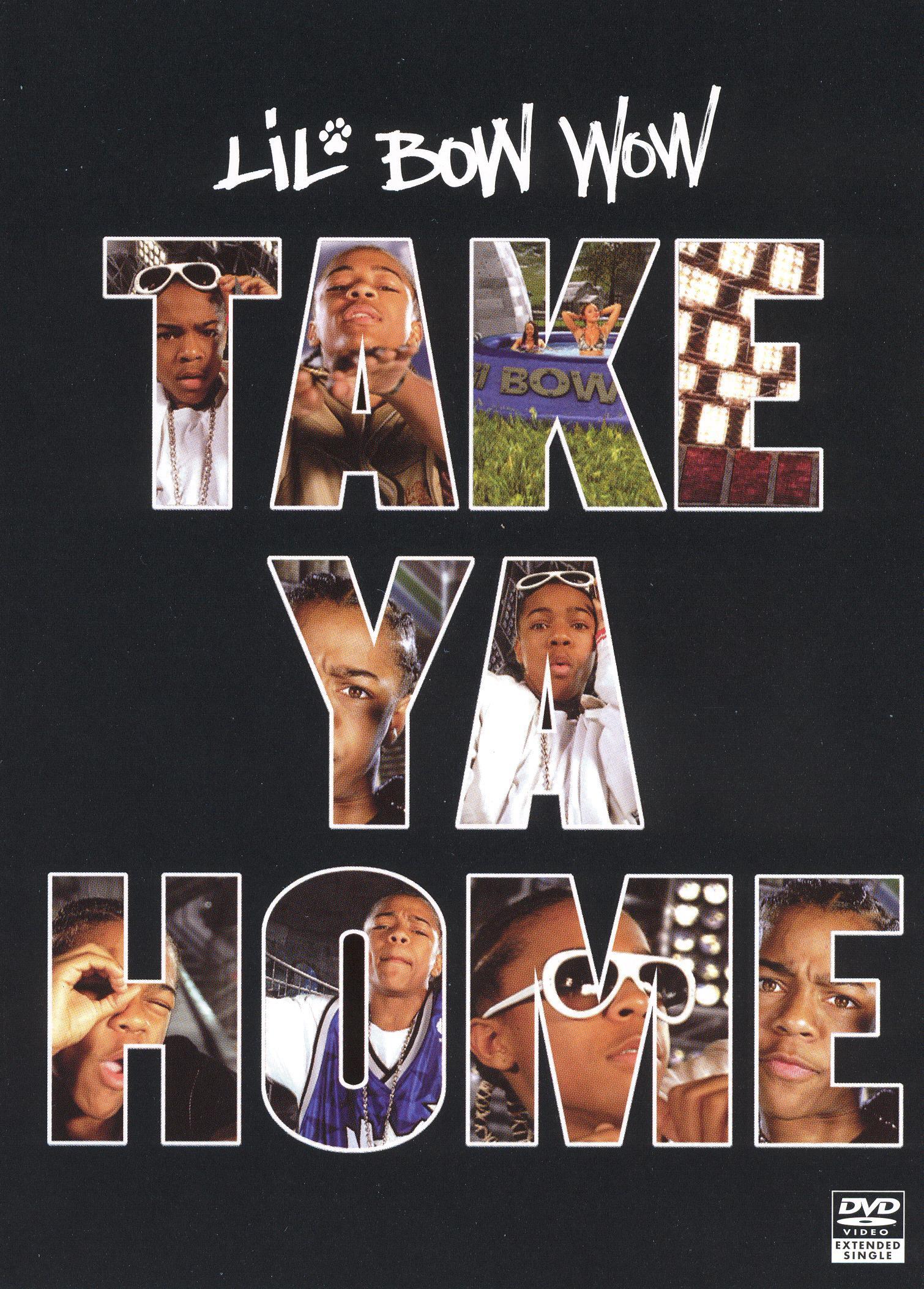 Lil Bow Wow: Take Ya Home/Thank You  [DVD Single]