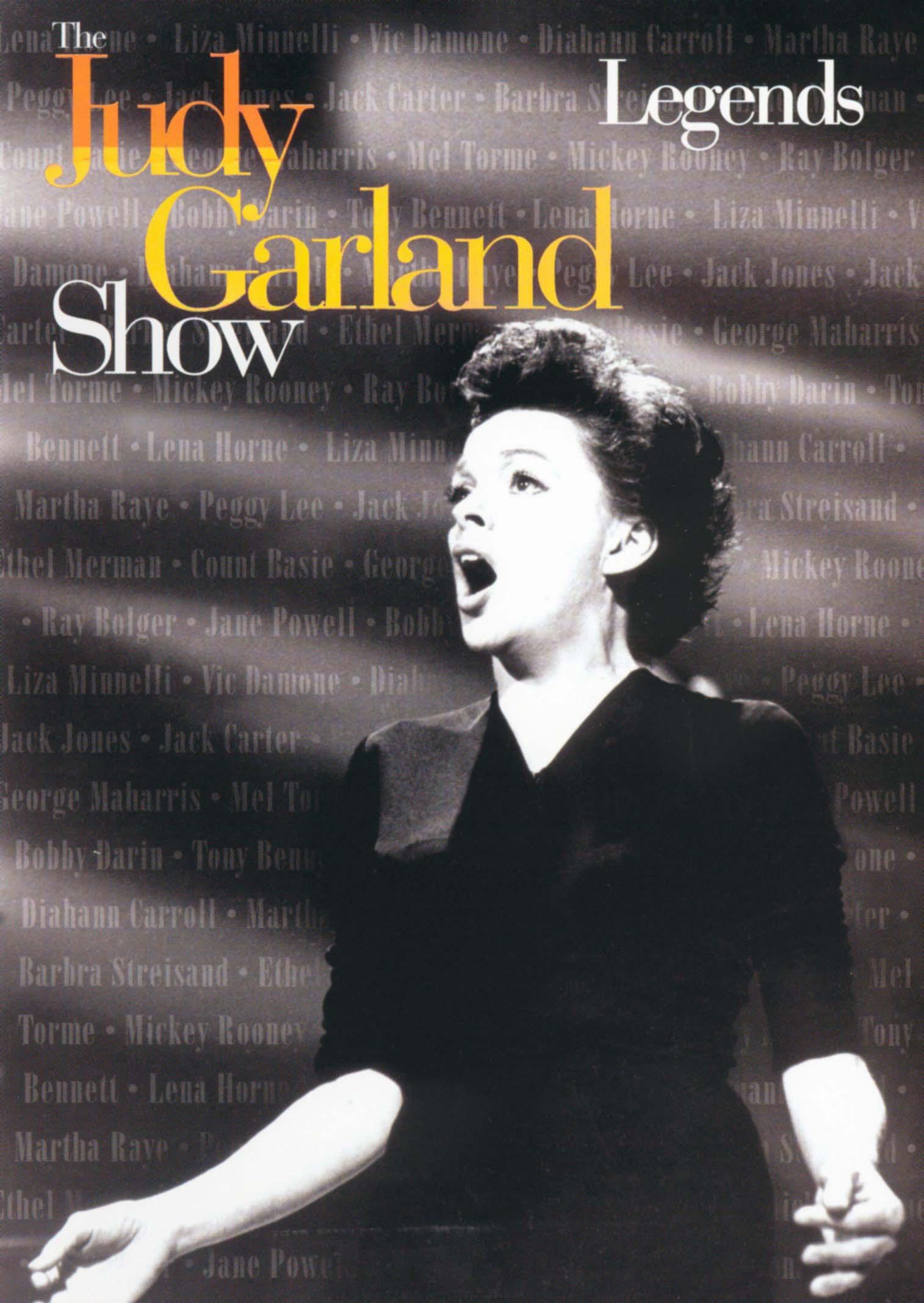 The Judy Garland Show: Legends