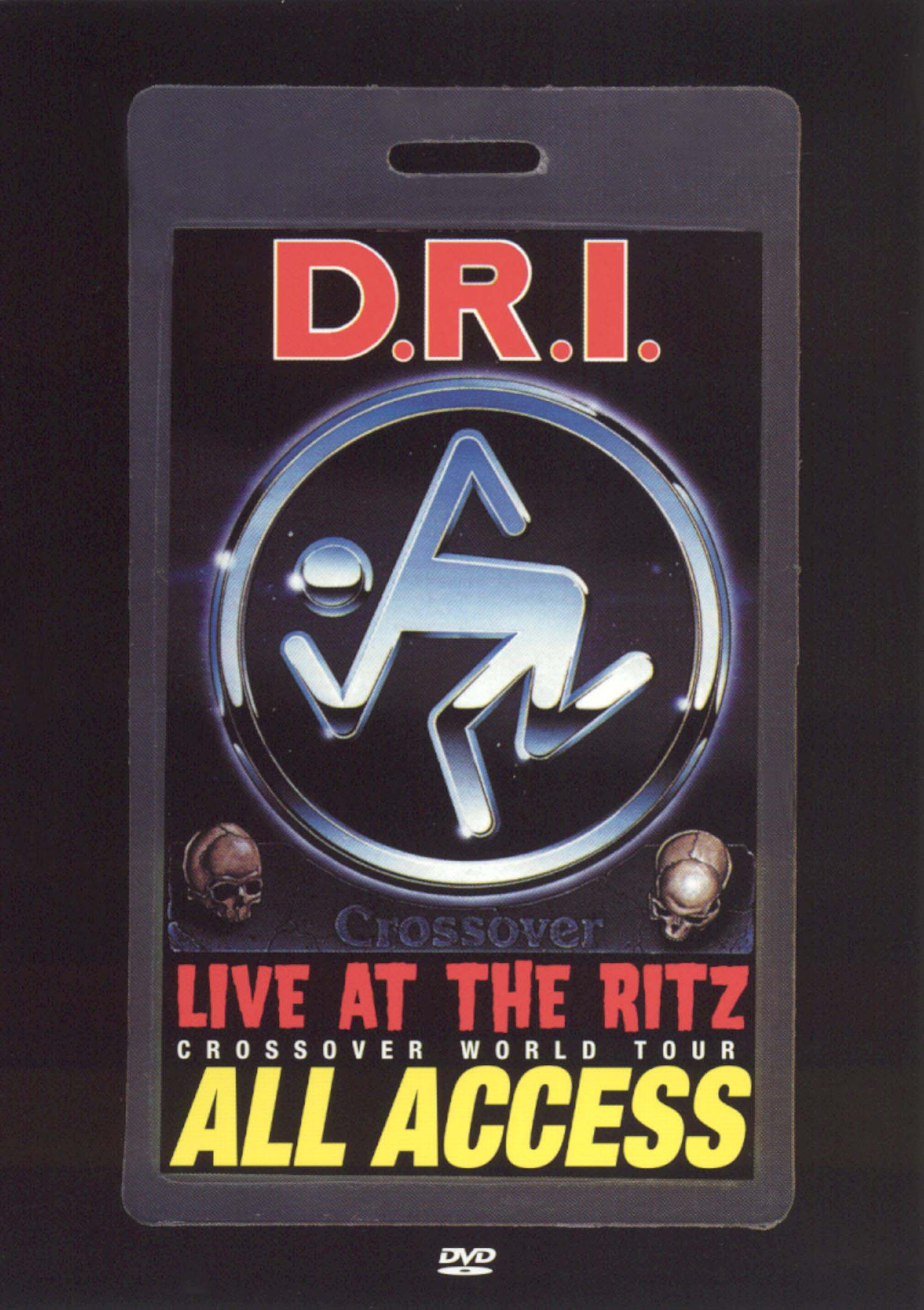 D.R.I.: Live at the Ritz