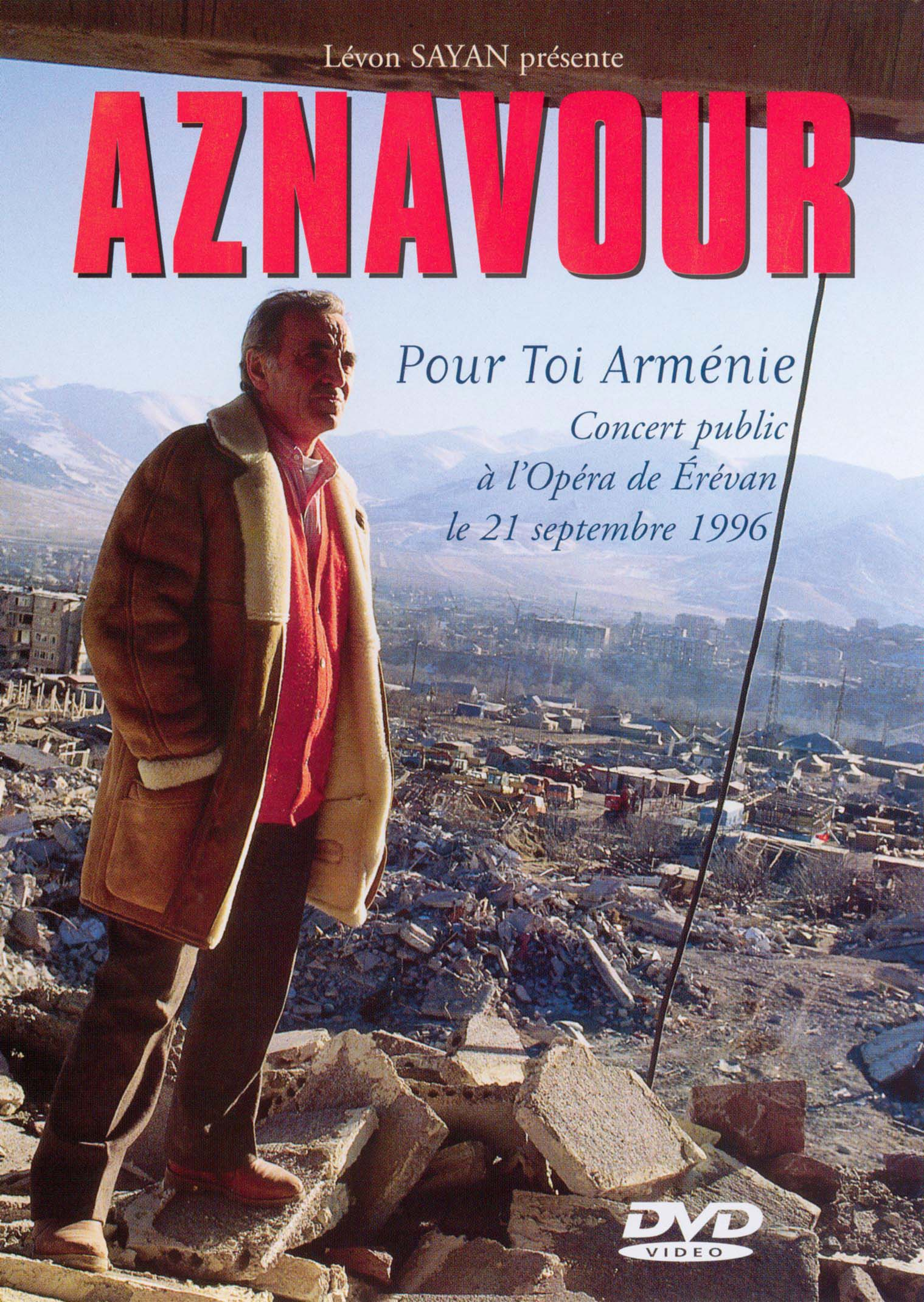 Charles Aznavour: Pour Toi Arménie