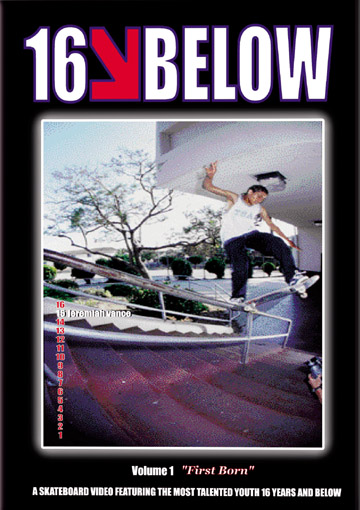 White Knuckle Extreme: 16 Below, Vol. 1 - First Born