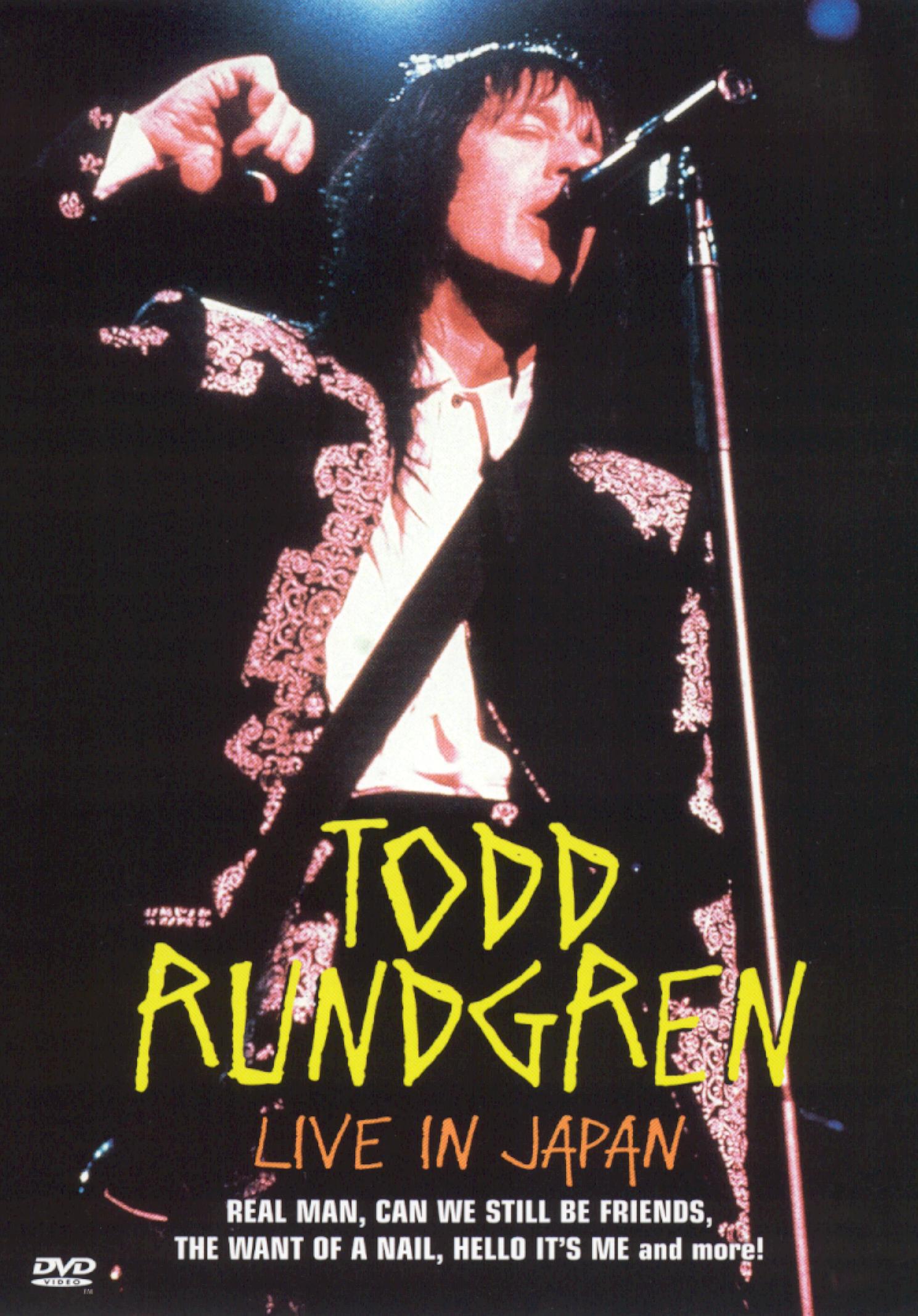 Todd Rundgren: Live in Japan