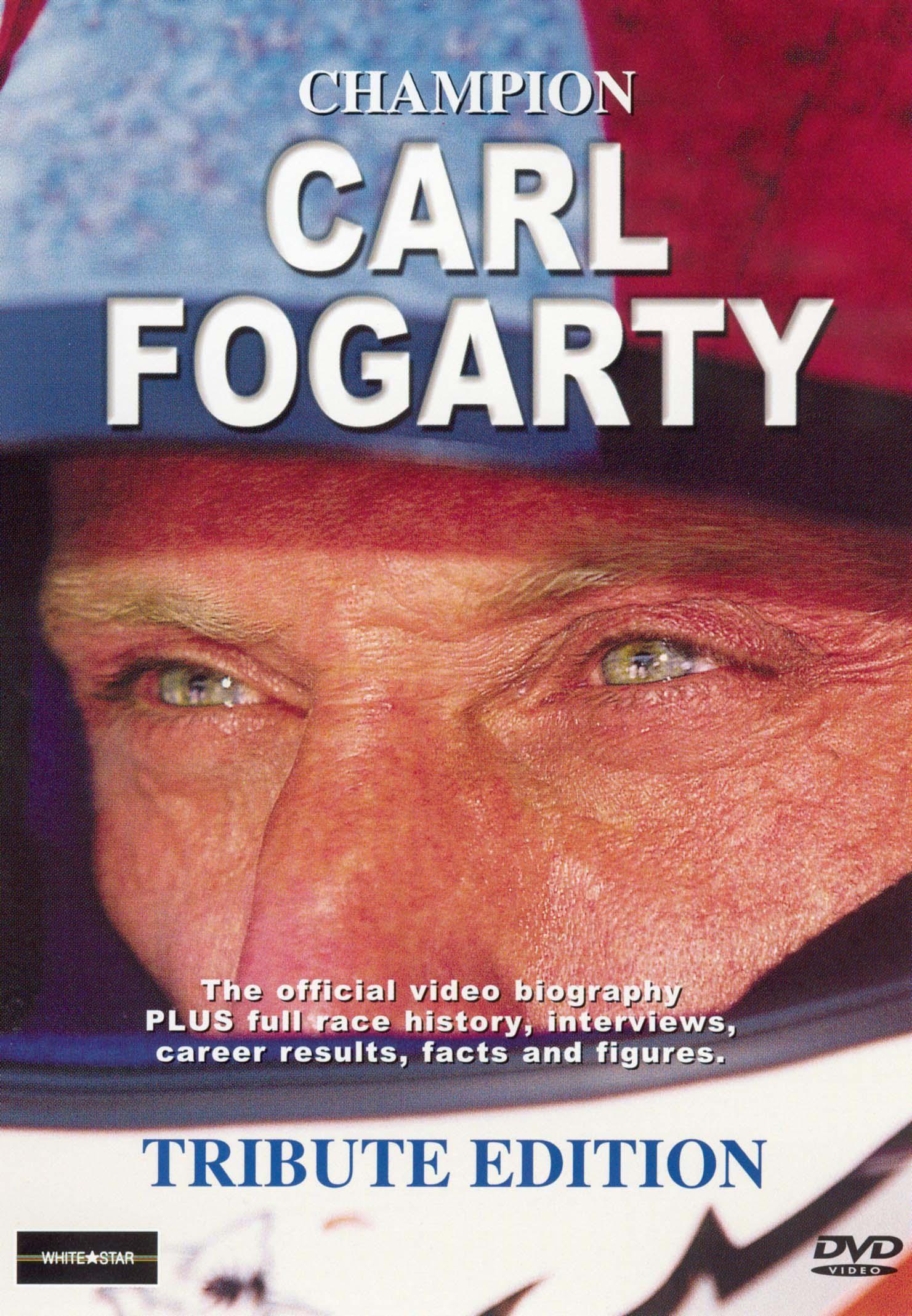 Champion Carl Fogarty