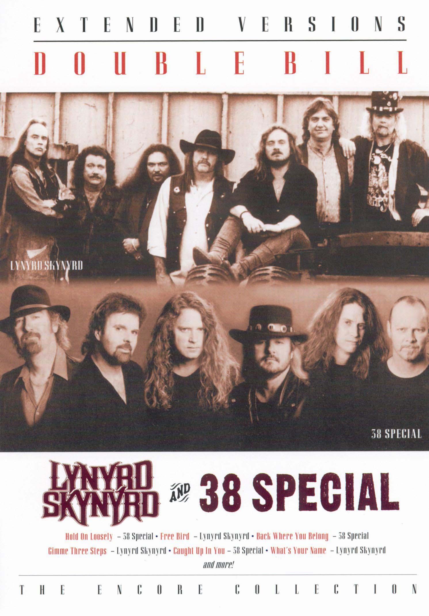 Lynyrd Skynyrd and 38 Special: Double Bill