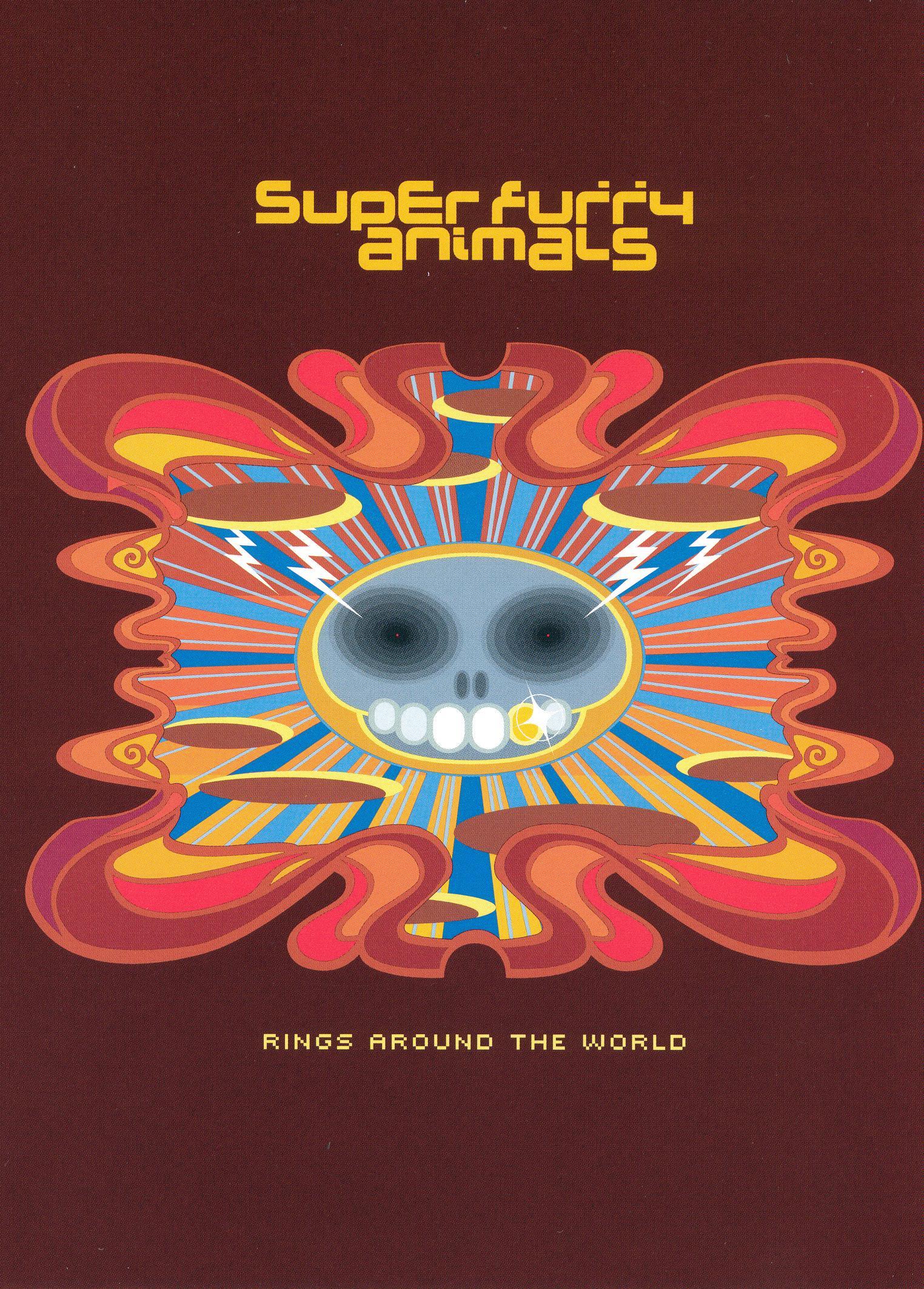 Super Furry Animals: Rings Around the World