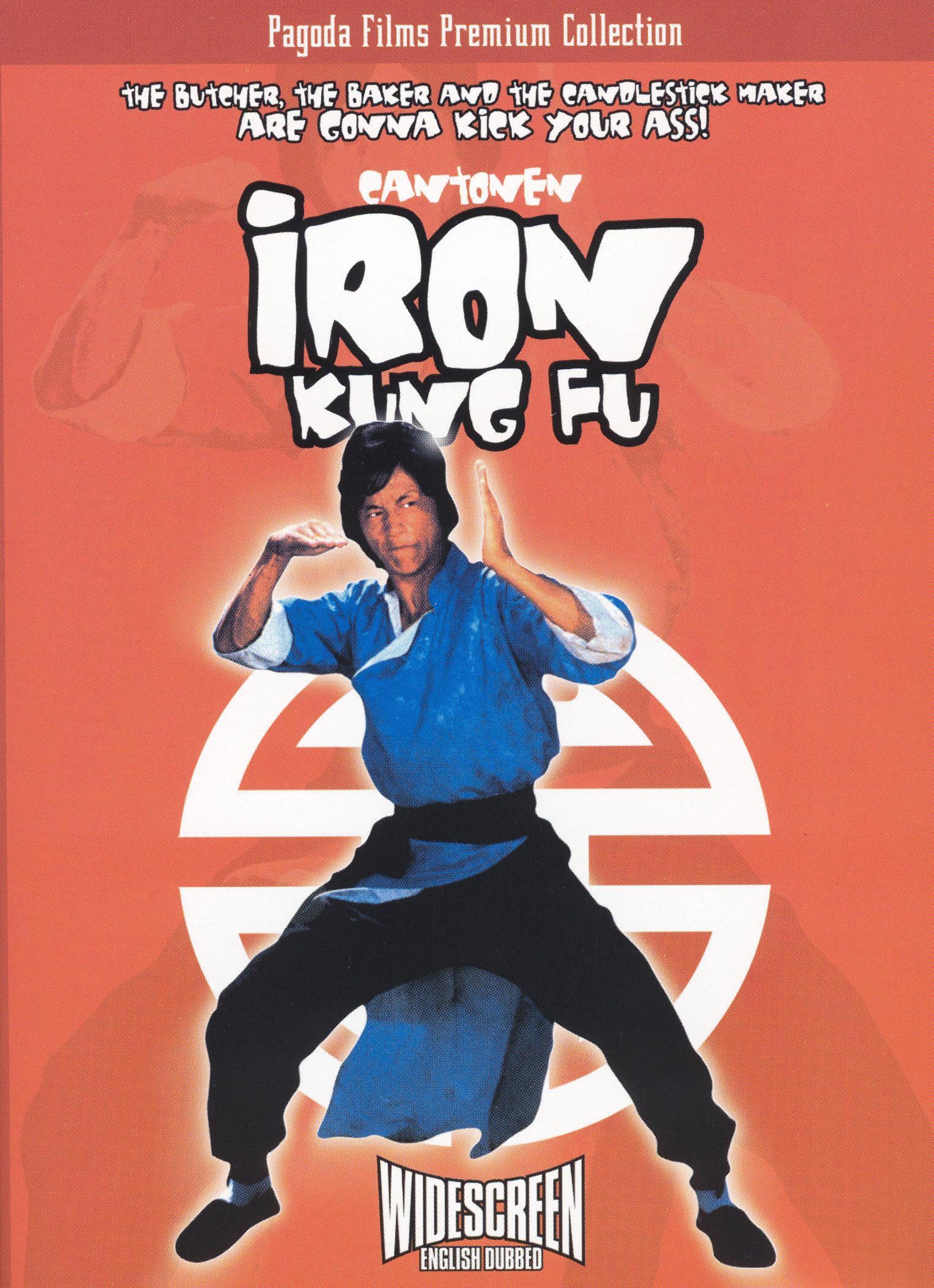 Cantonen Iron Kung Fu Men