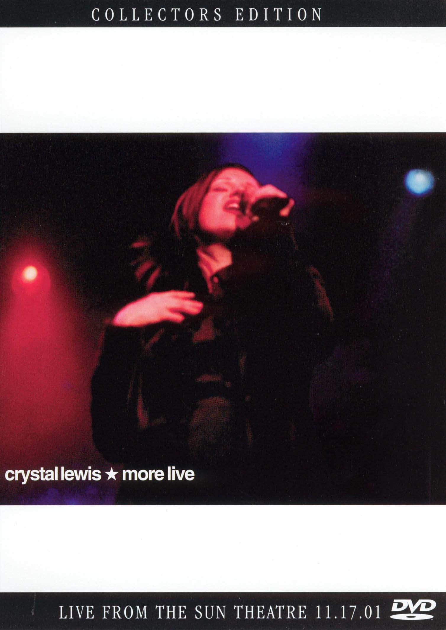 Crystal Lewis: More - Live