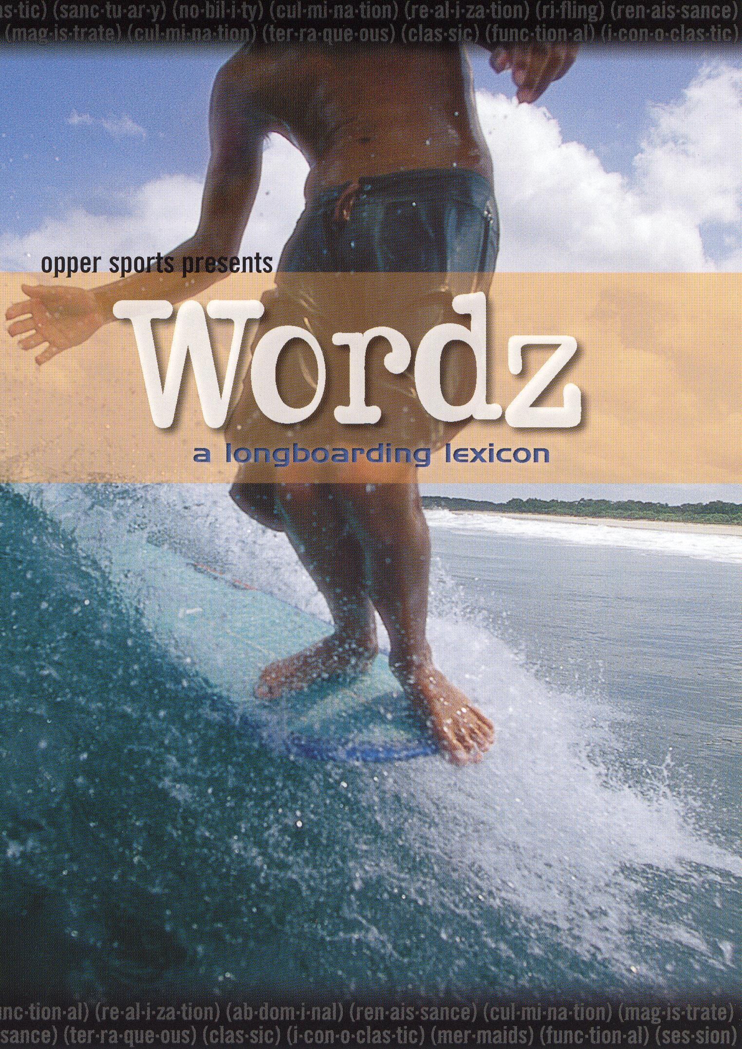 Wordz: A Longboarding Lexicon