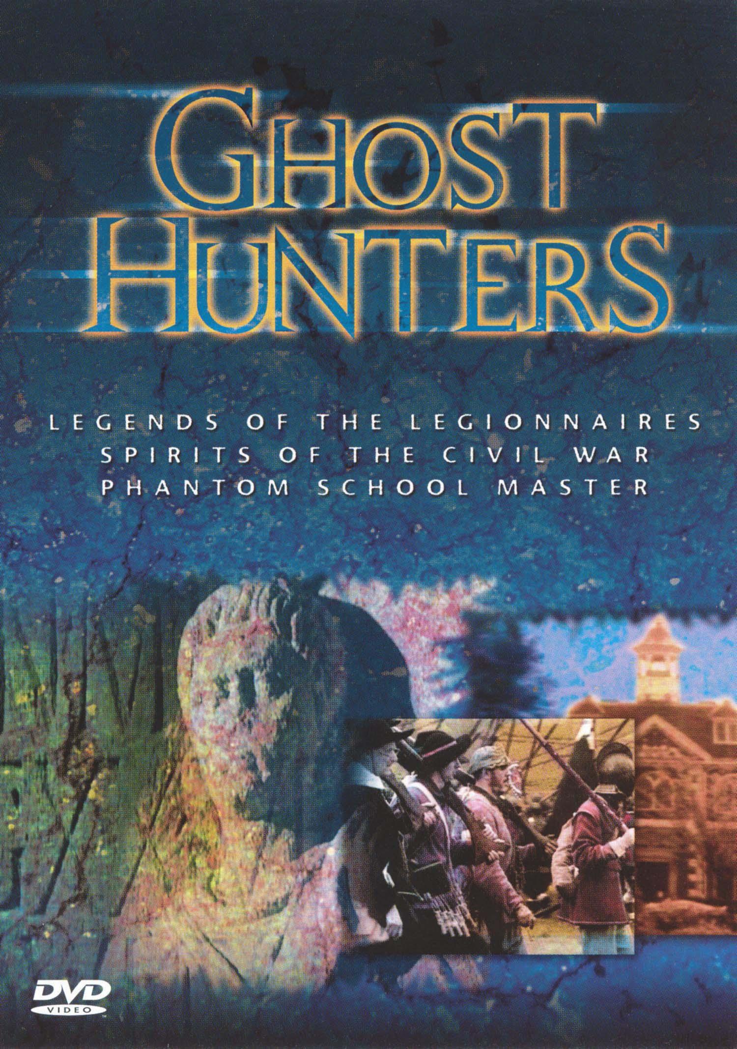 Ghost Hunters, Vol. 1