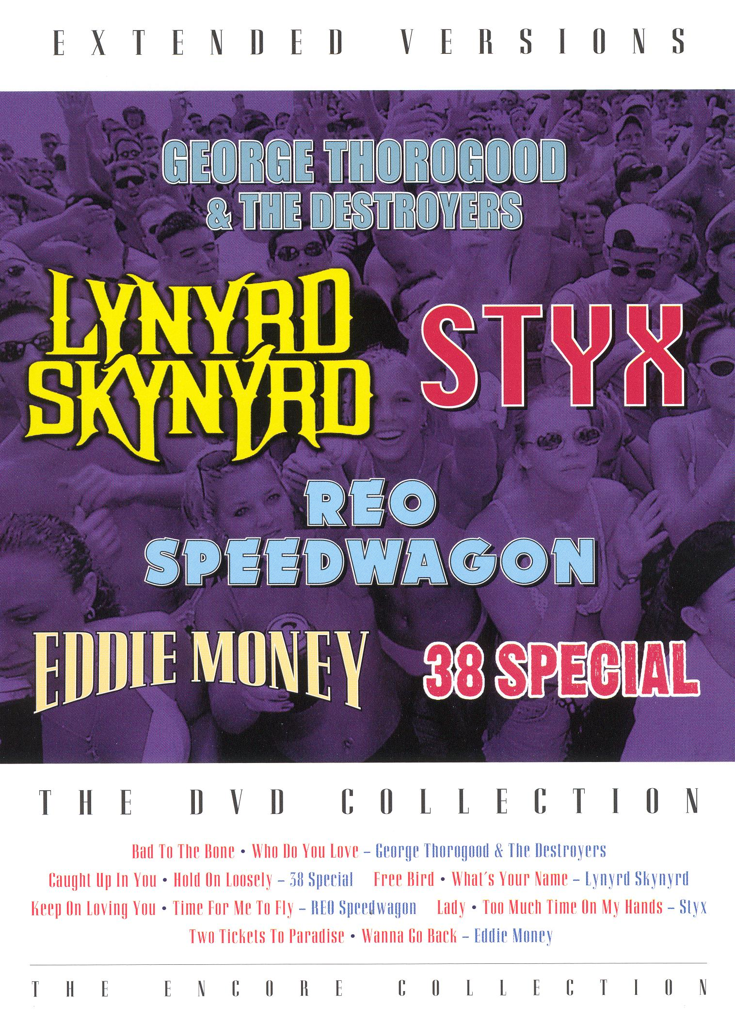 Extended Versions: The DVD Collection
