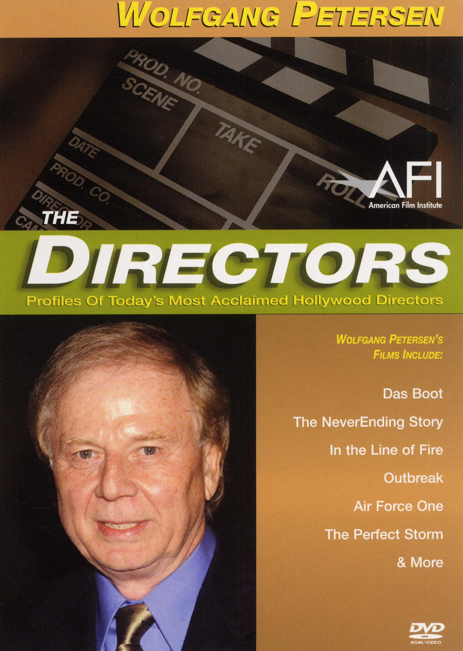 The Directors: Wolfgang Peterson