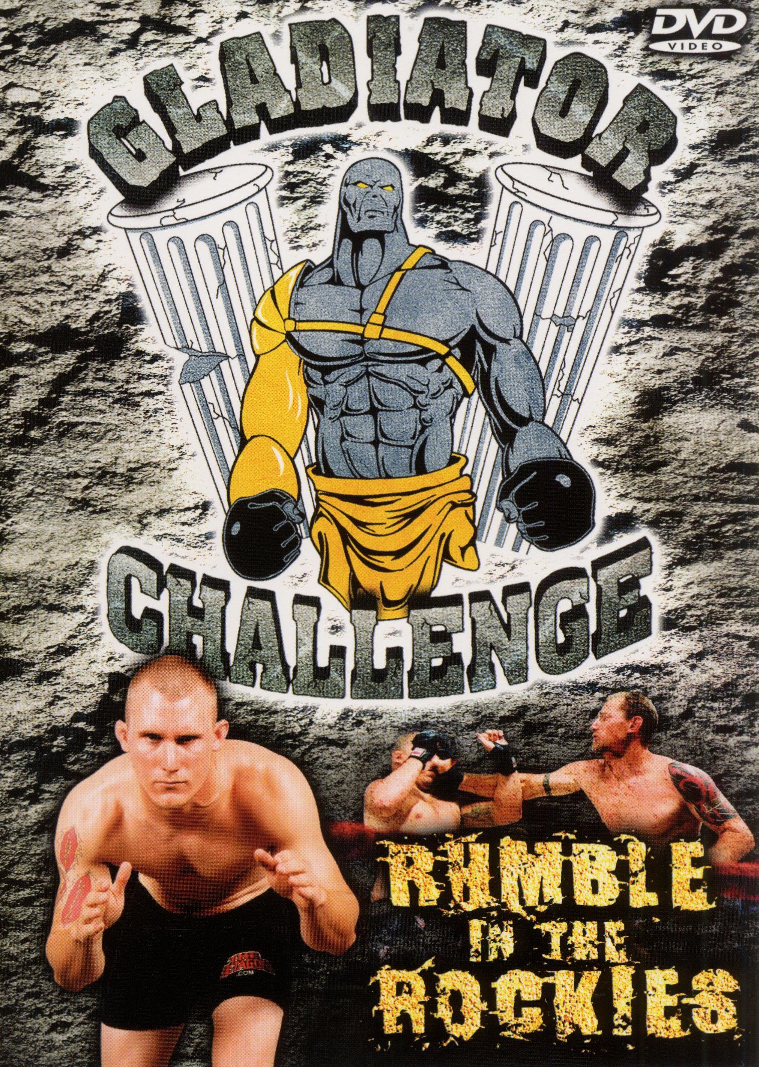 Gladiator Challenge: Rumble in the Rockies