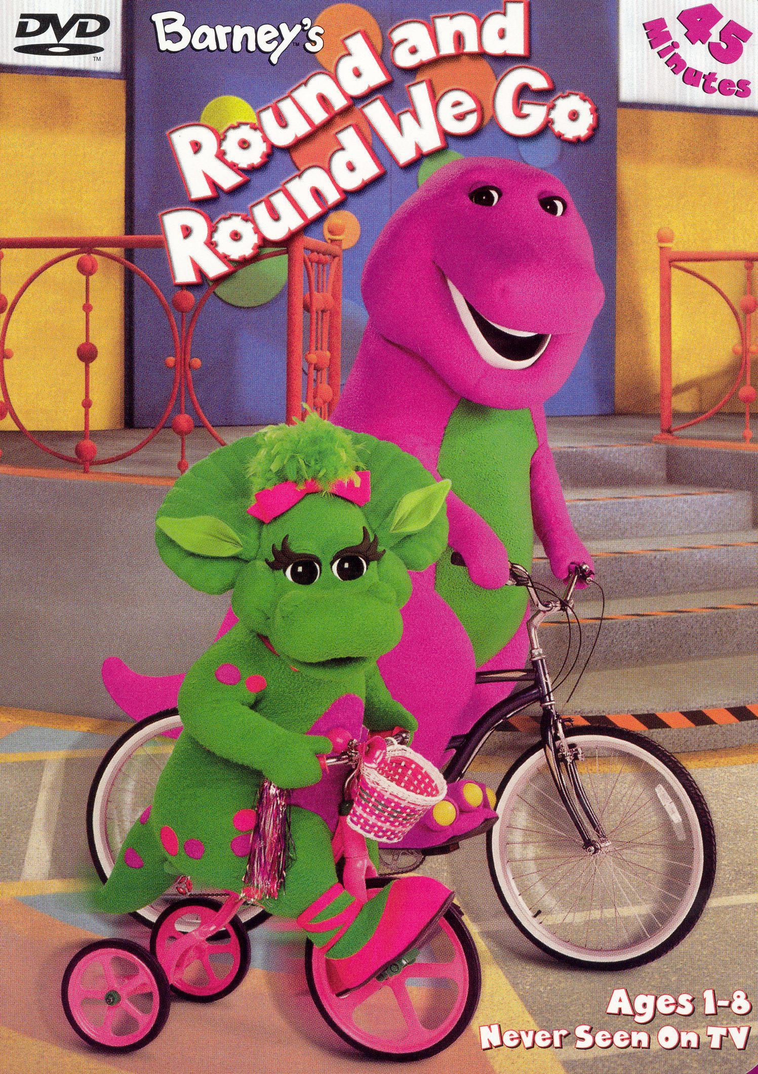 Barney: Barney's Round and Round We Go